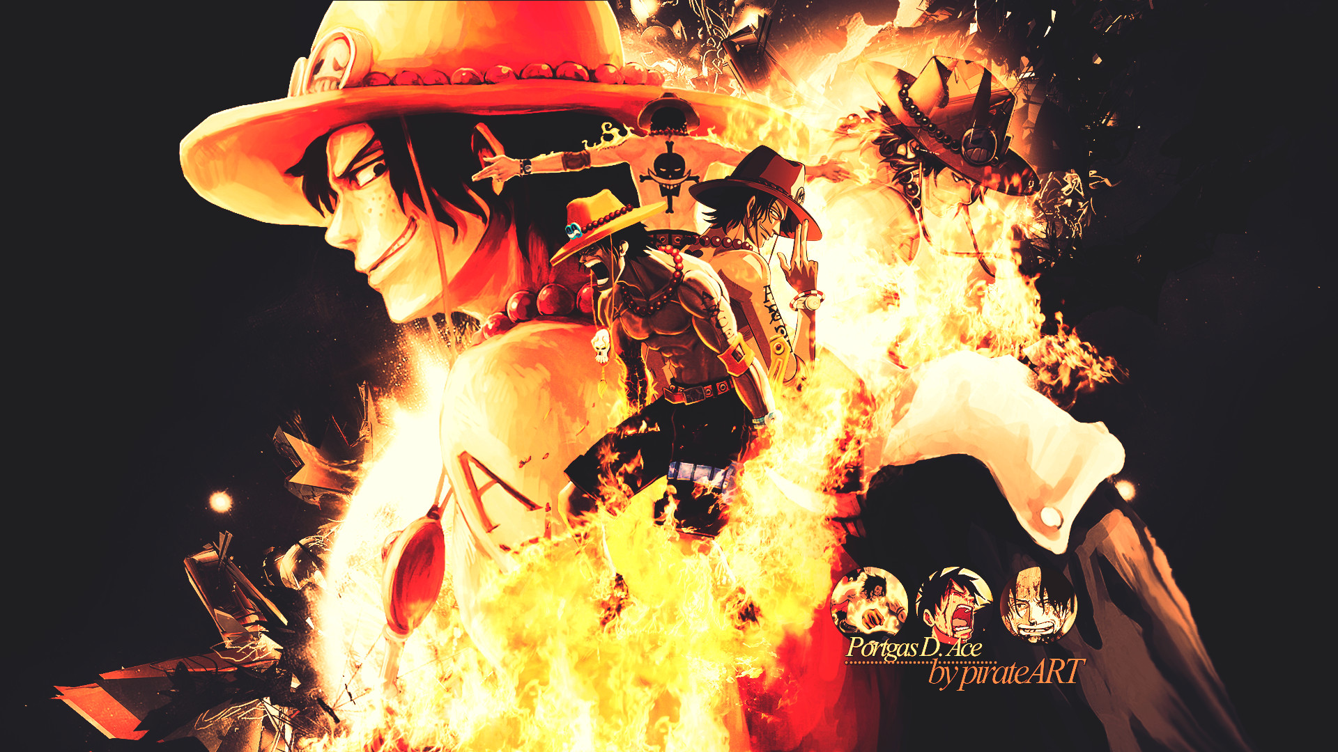 Cool One Piece Wallpaper