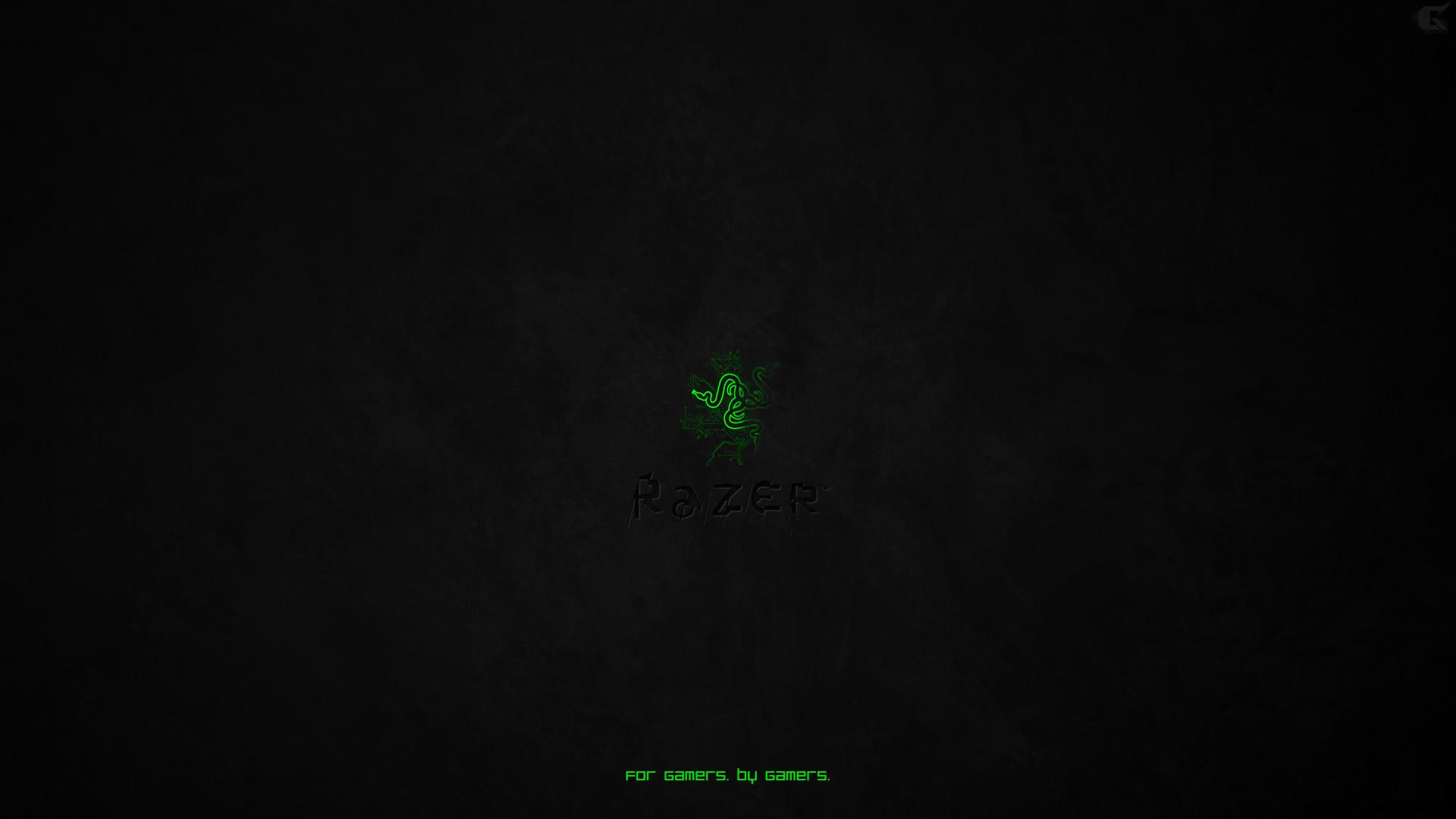 DeviantArt: More Like RAZER Wallpaper – Full HD by iGStudios