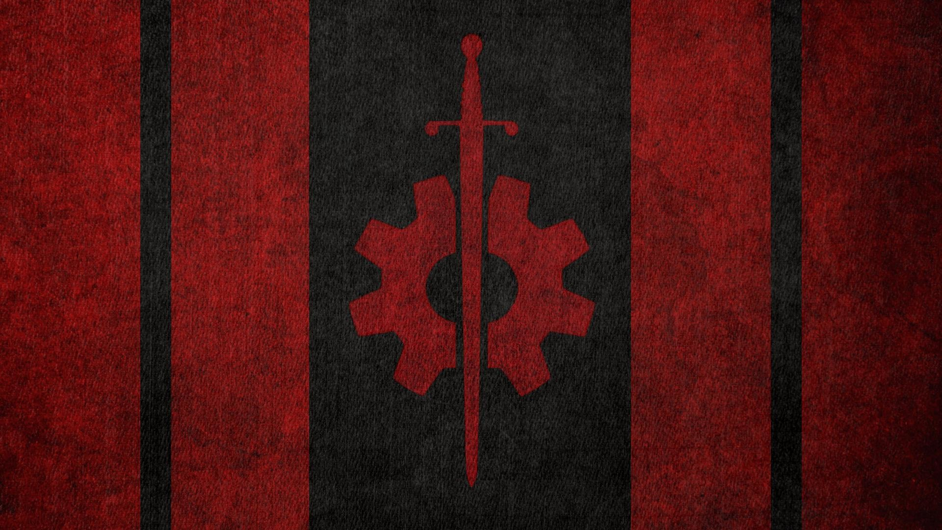 fallout-game-flag-brotherhood-outcasts-sword-symbol-HD.jpg (1920×1080) |  Pattern | Pinterest | Texas flags, Fallout and Wallpaper