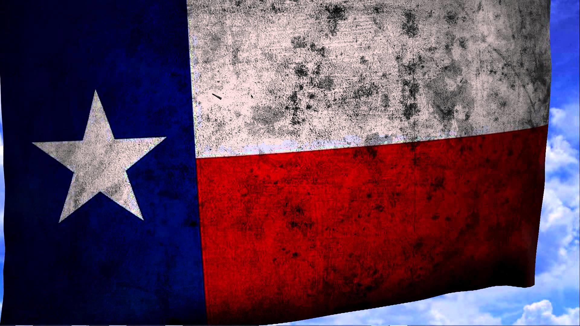 Texas flag & Yellow Rose of Texas