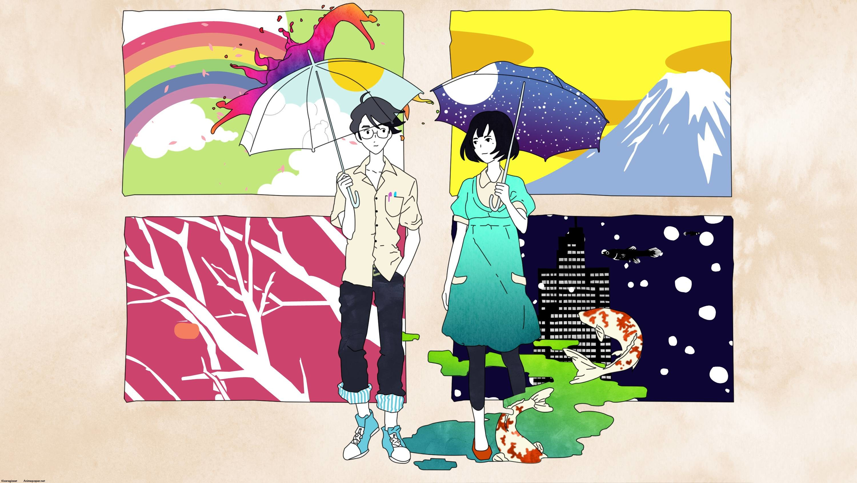 The Tatami Galaxy Wallpapers – HD Wallpapers Inn