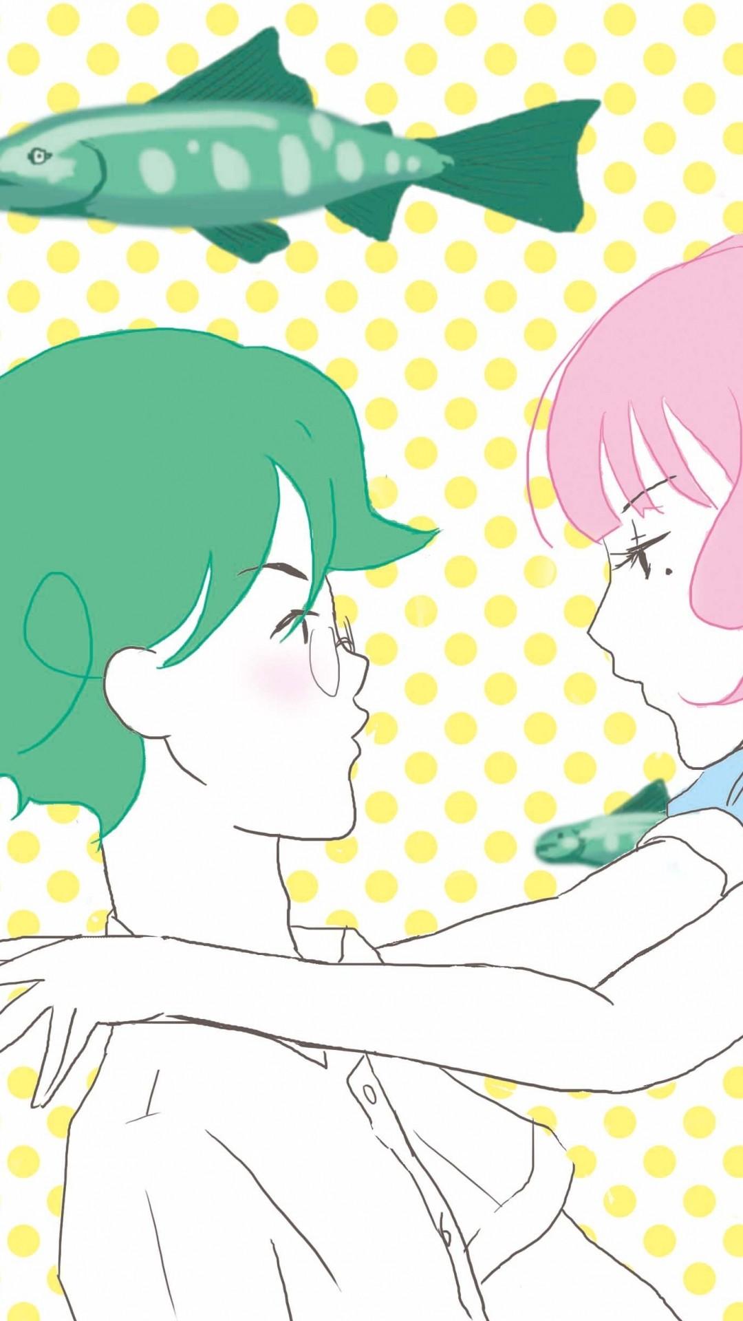 Anime The Tatami Galaxy. Wallpaper 206268