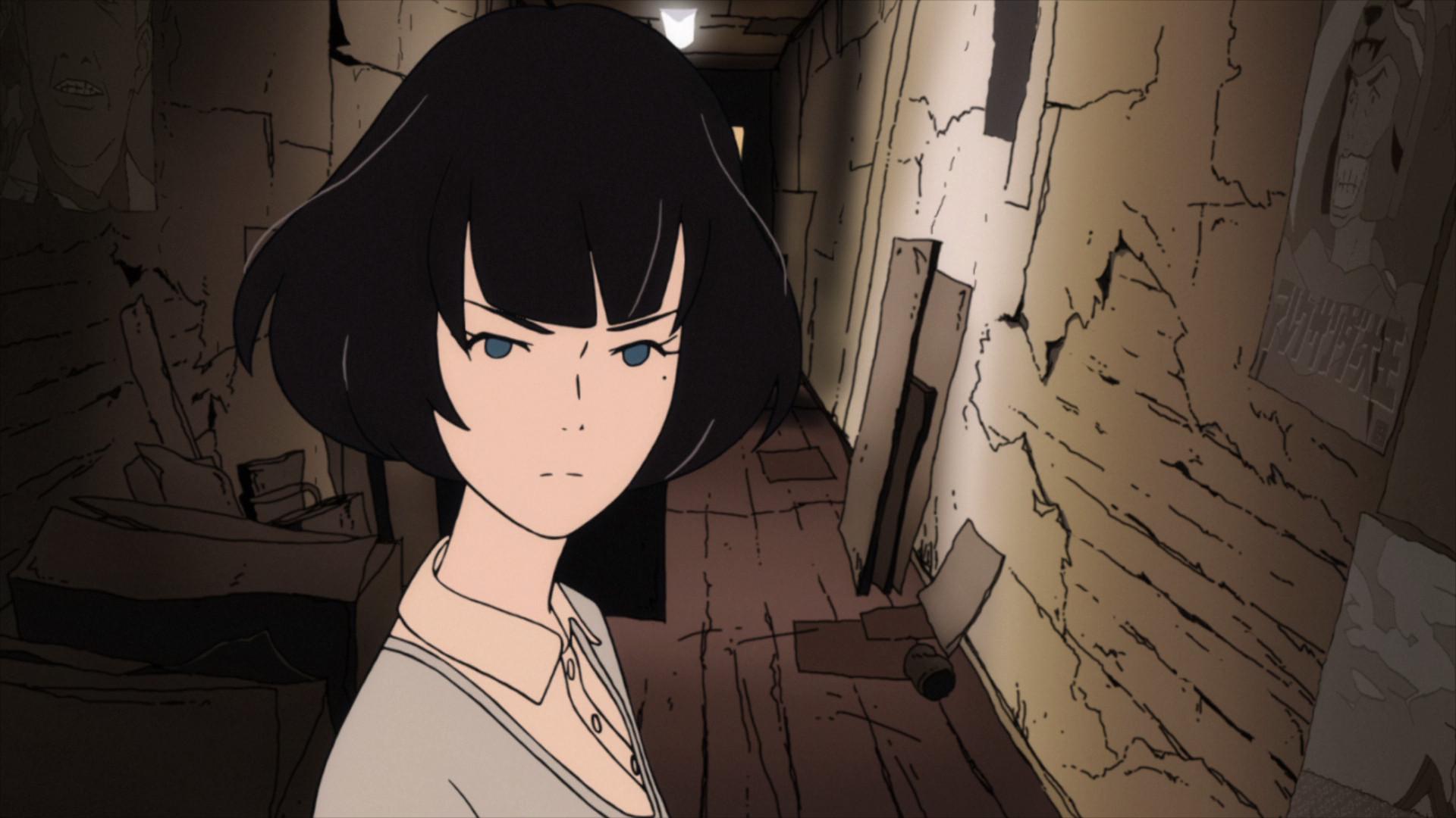 Anime The Tatami Galaxy Akashi anime Yojouhan Shinwa Taikei
