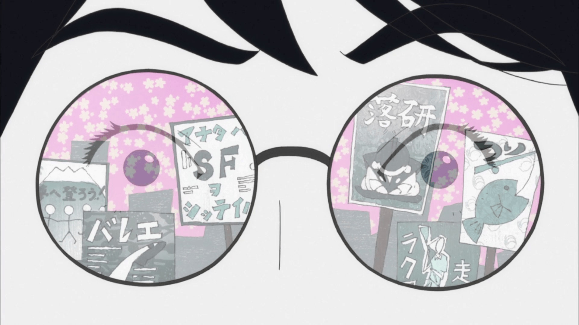 Of the plethora of anime I've seen since taking up the hobby almost three  years ago, The Tatami Galaxy is probably one of the strangest I've ever  seen, …