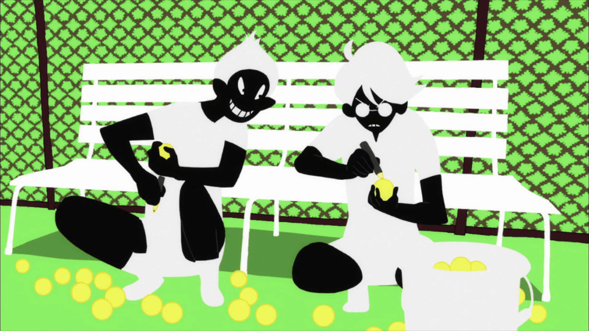 The strange, surreal visual aesthetics of The Tatami Galaxy are paired with  an equally bizarre story. The general premise of the show is that at the  start …
