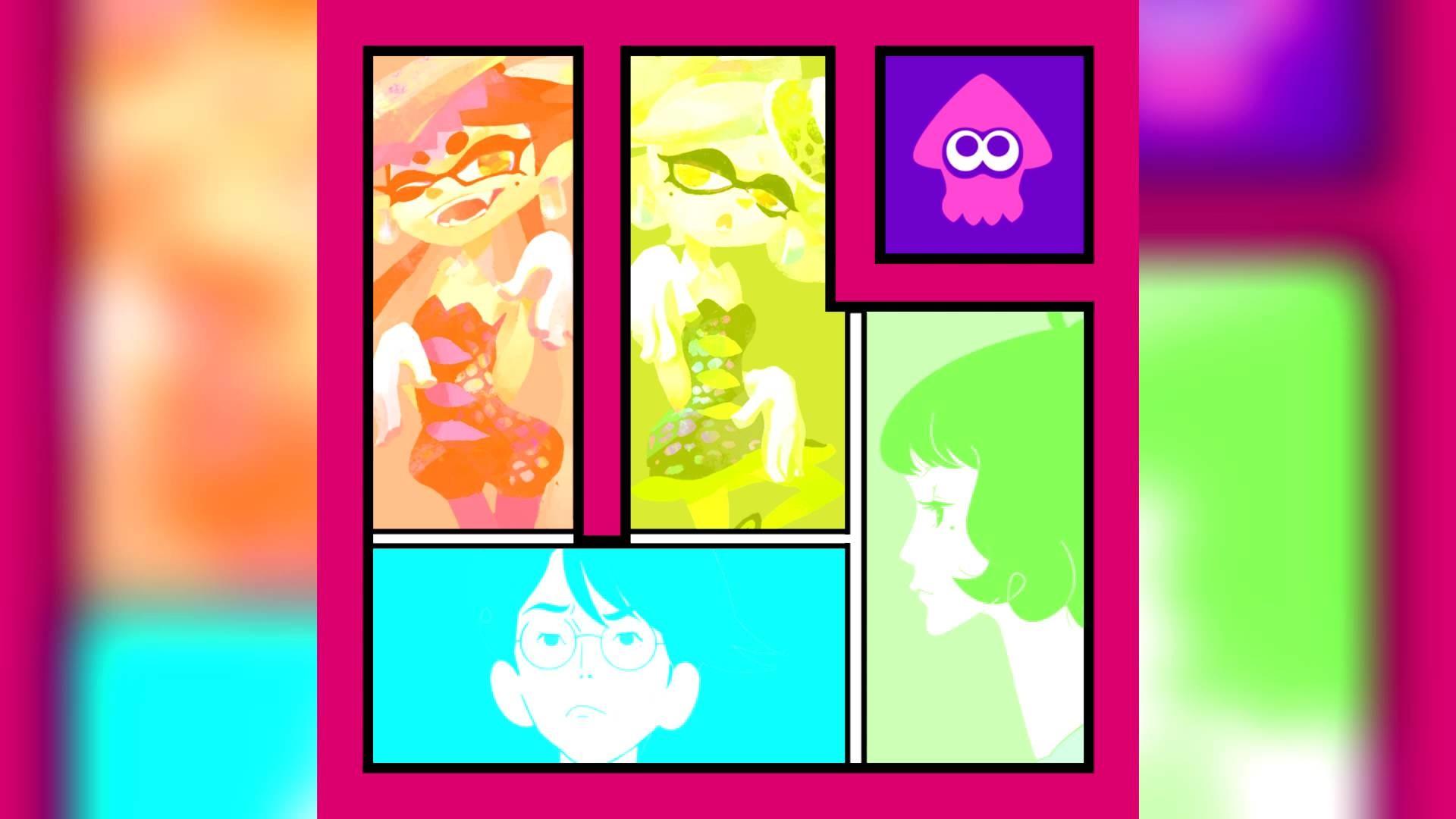 Squid-Sama no Iu Tōri   Splatoon x The Tatami Galaxy