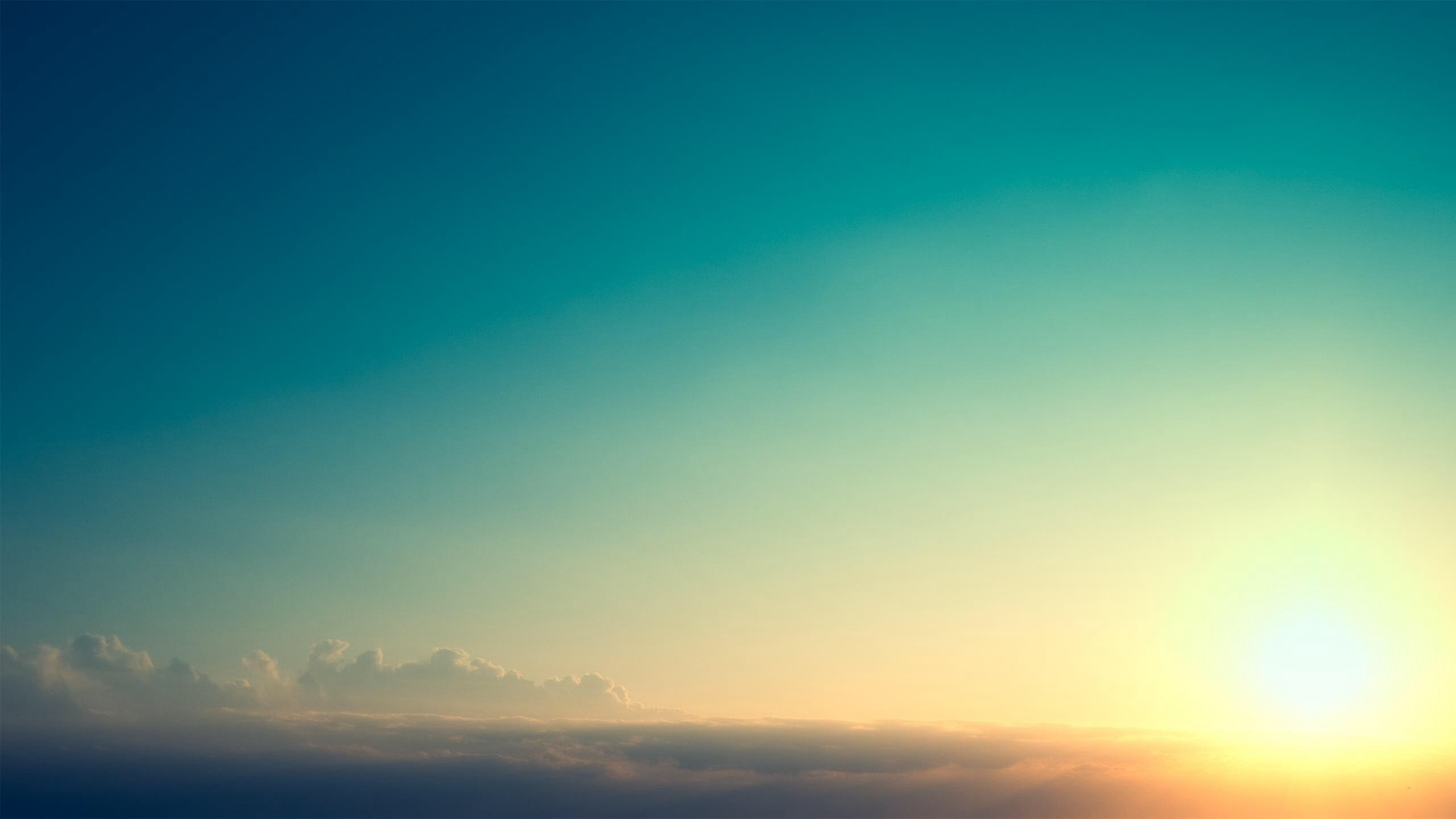 Calming Clouds and Sun. Find this Pin and more on Skyscapes Wallpaper …