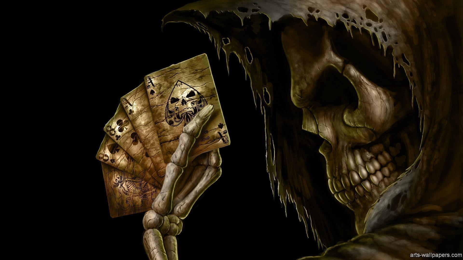 Skull Hd Wallpapers and Background