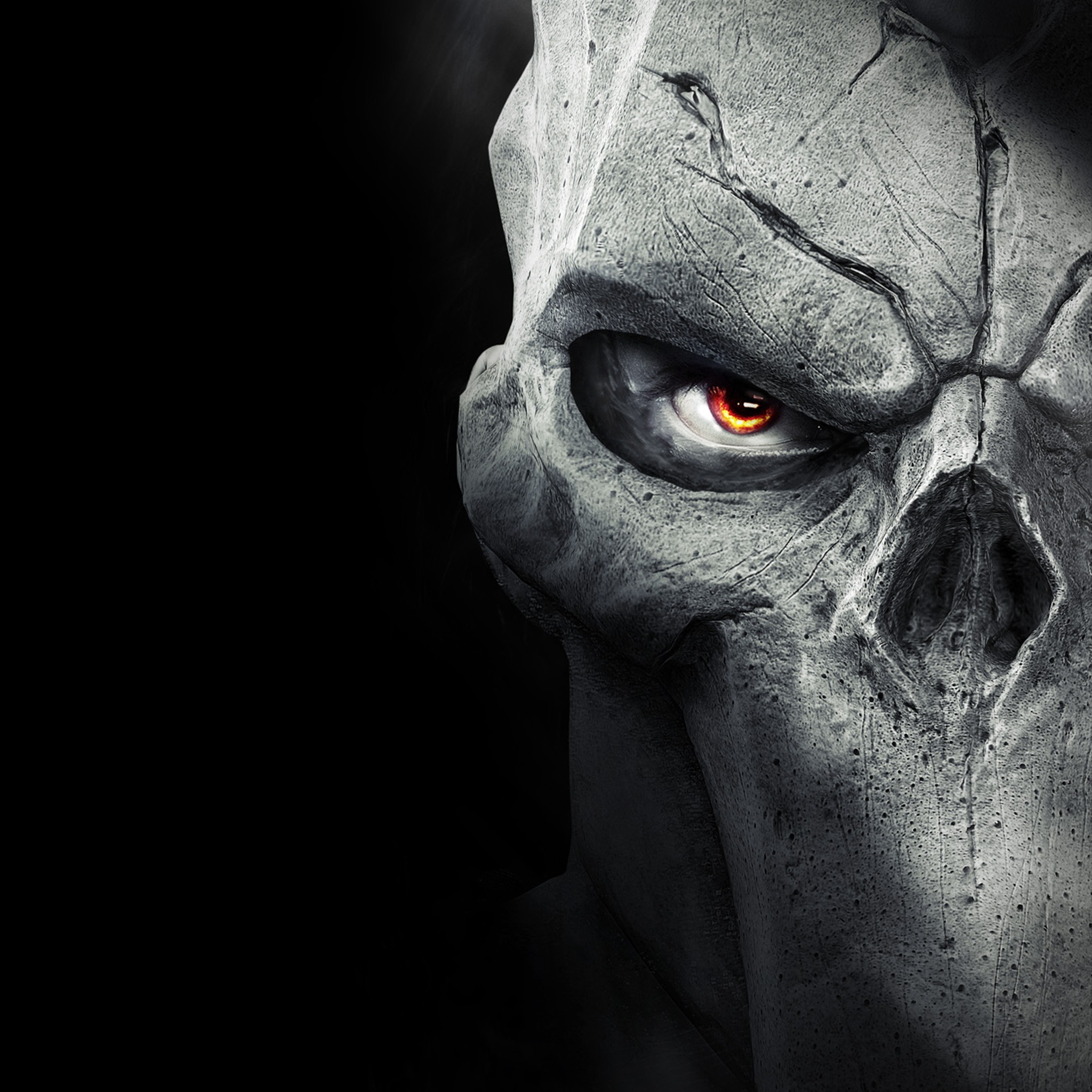 Download Skull HD 2048 x 2048 Wallpapers – 3320695 – Skull HD | mobile9