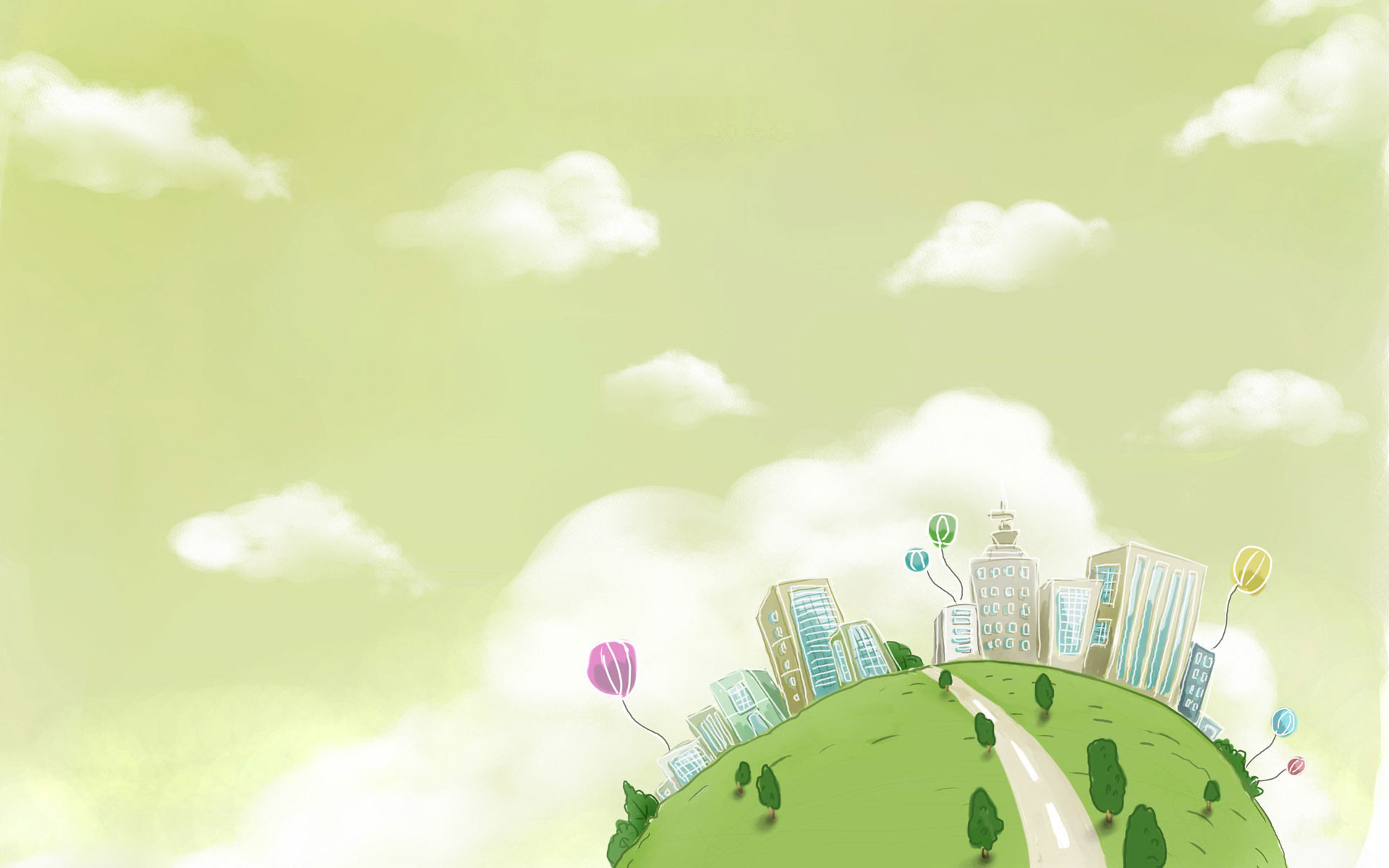 Cute Cartoon Wallpapers Creative CanCreative Can   HD Wallpapers    Pinterest   Cartoon wallpaper and Wallpaper