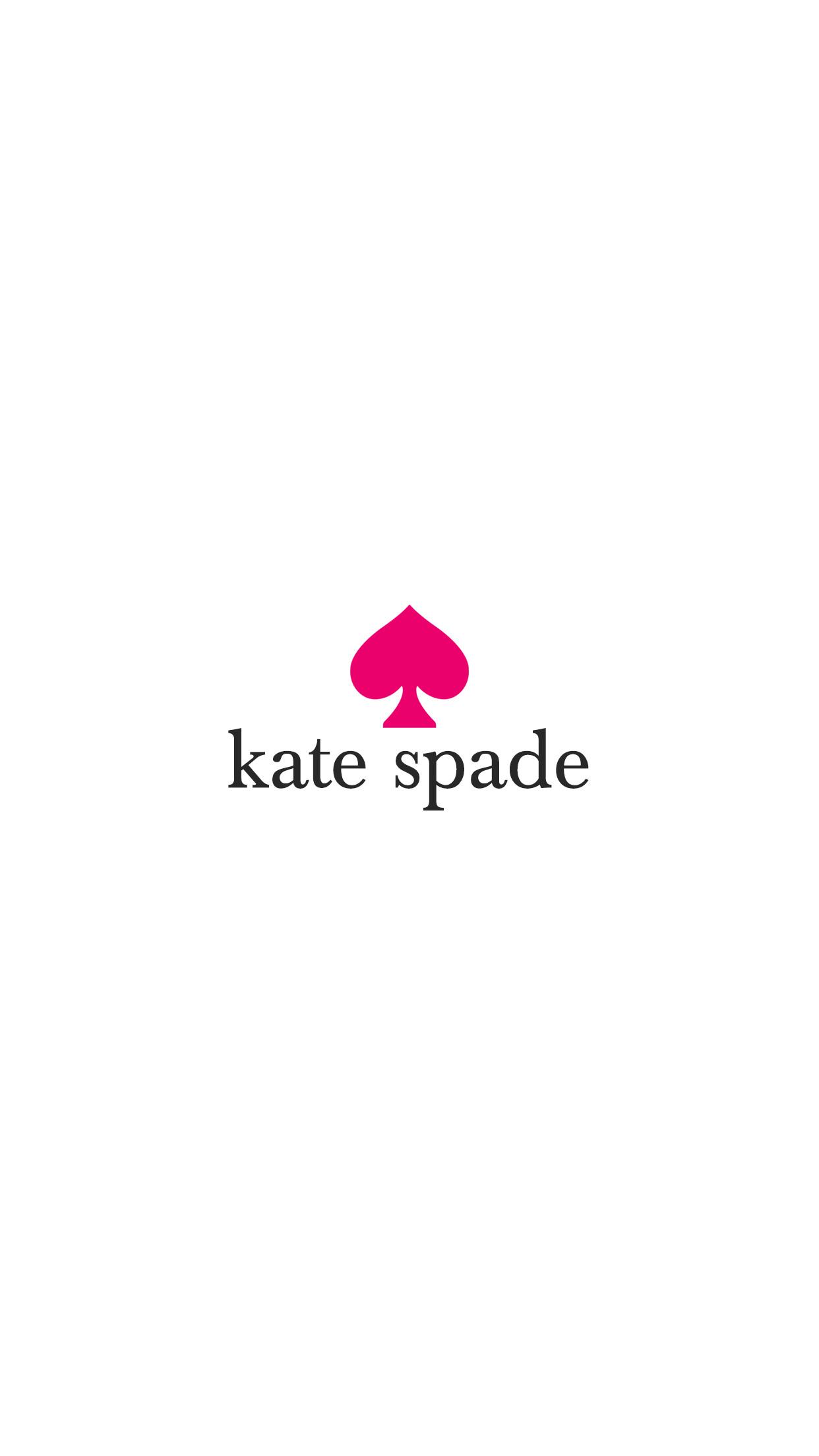 Kate spade hot pink iPhone Wallpaper Background