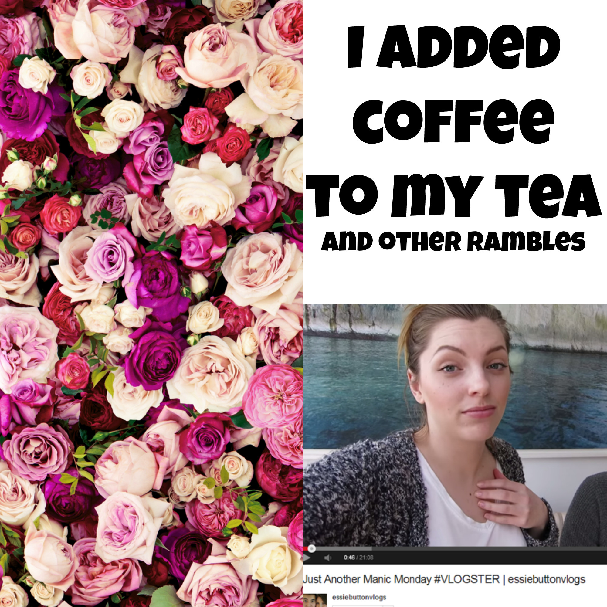 I added coffee to my tea and decided to write a vlog inspired blog post  today. It is currently 9AM, I've been awake since 5 AM because Ramadan  timings have …