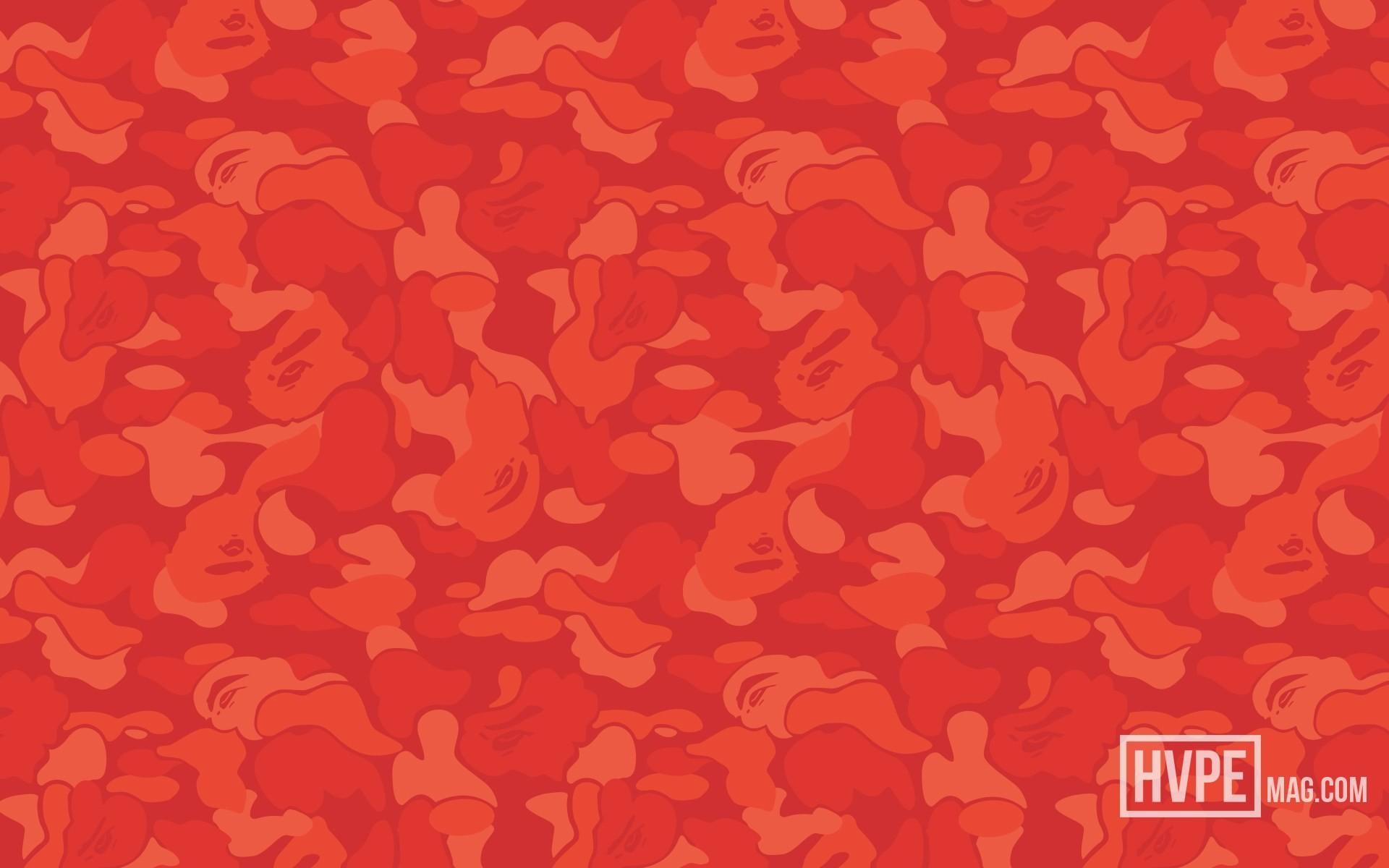 Bape Camo Wallpaper