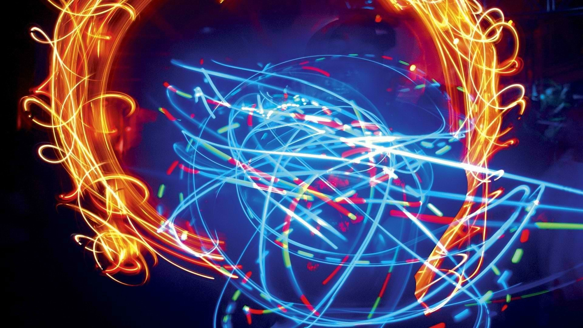 Flying blue streamers of electrons flow off the coil and through the hot  air searching for a conductive landing place. They heat the air and break  it into a …
