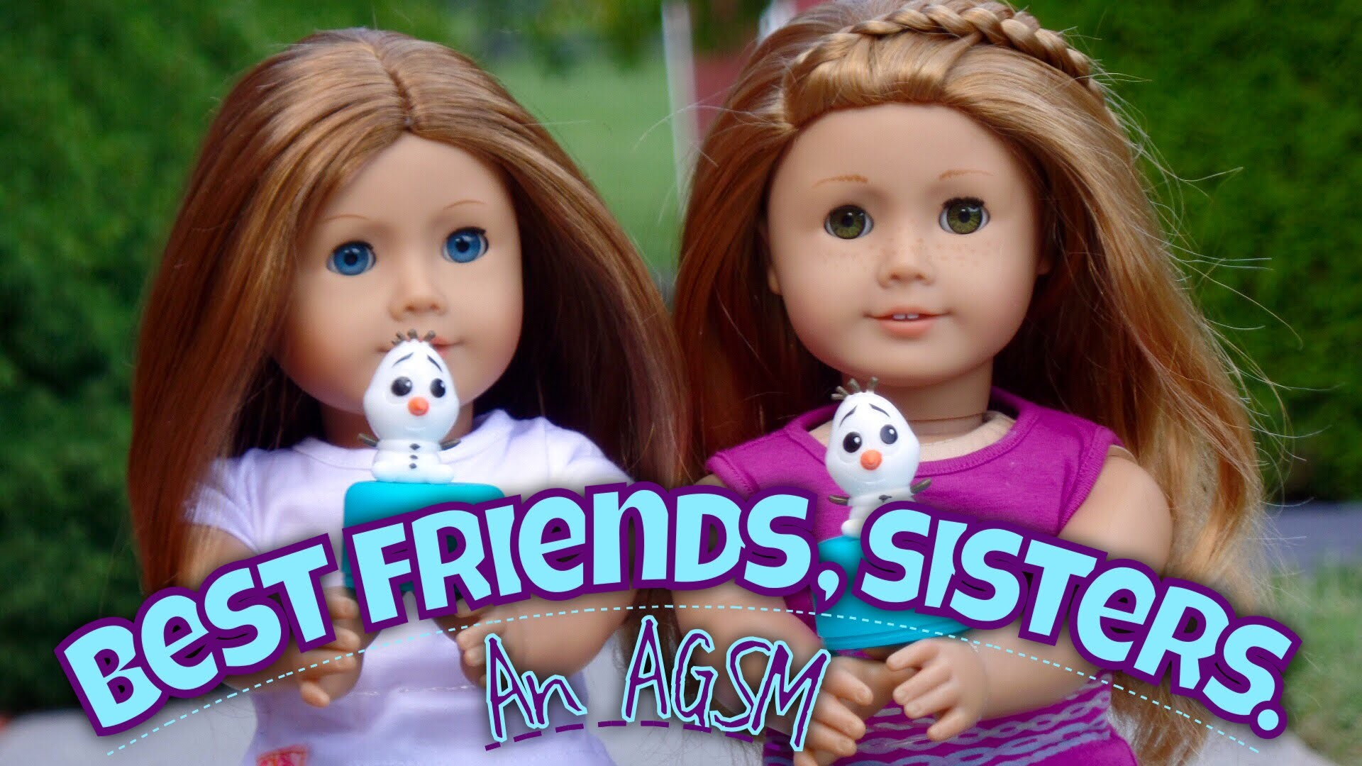 AGSM|American Girl Doll Stop-motion|1st in MrRubydoo234's contest – YouTube