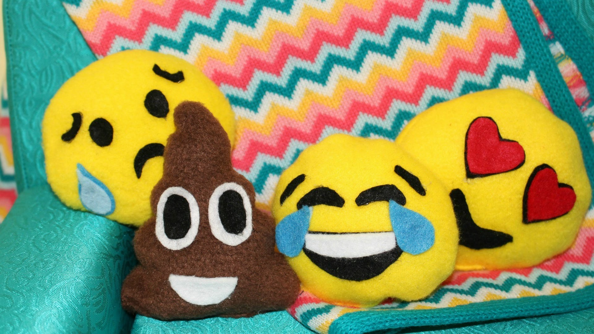 Learn how to make American Girl Doll Emoji Pillows. This easy doll craft  was so much fun to make. We love Emoji pillows and wanted make some Emoji  doll …