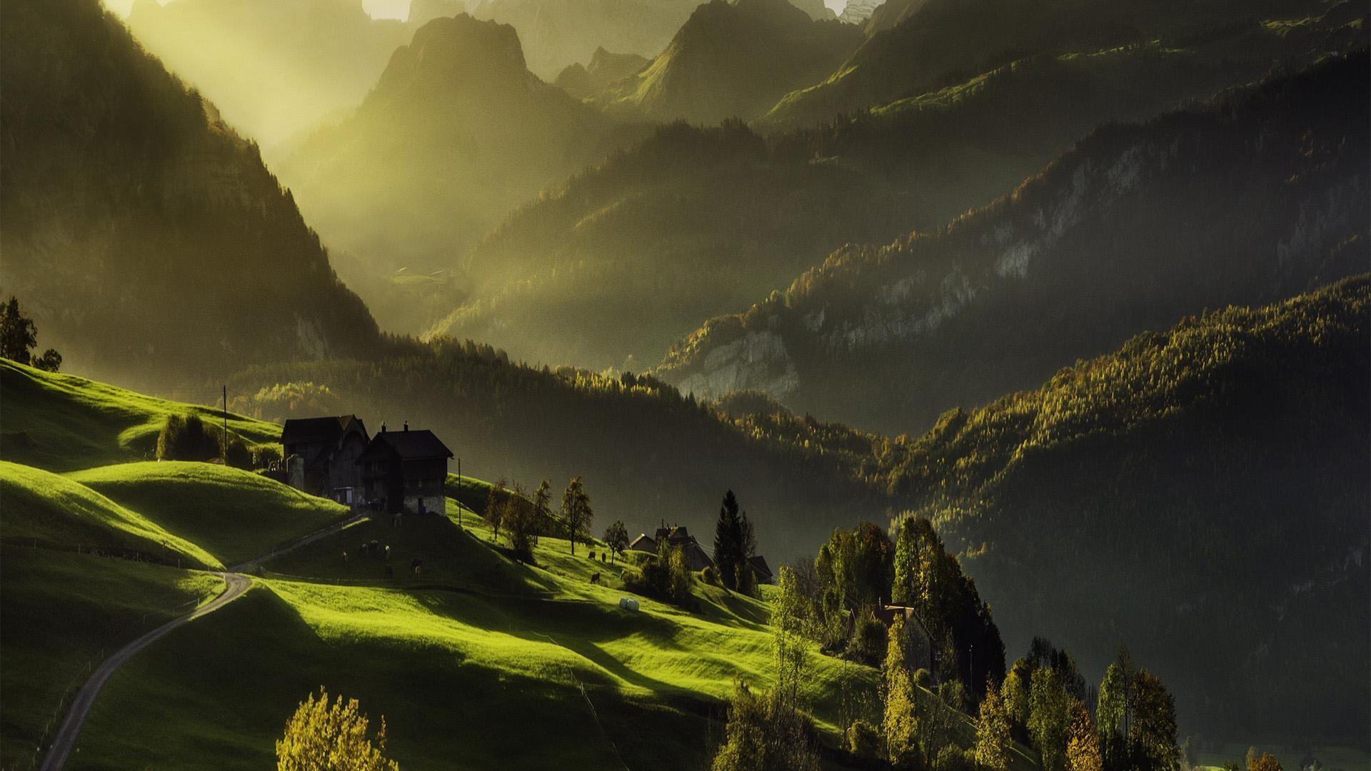 Best landscape hd wallpapers 1080p On Wallpaper HD 1366×768 with landscape hd  wallpapers 1080p Download HD