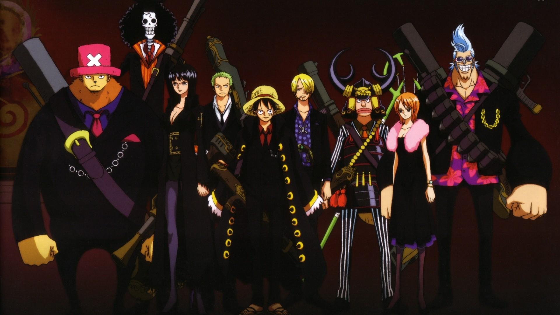 One Piece Background HD