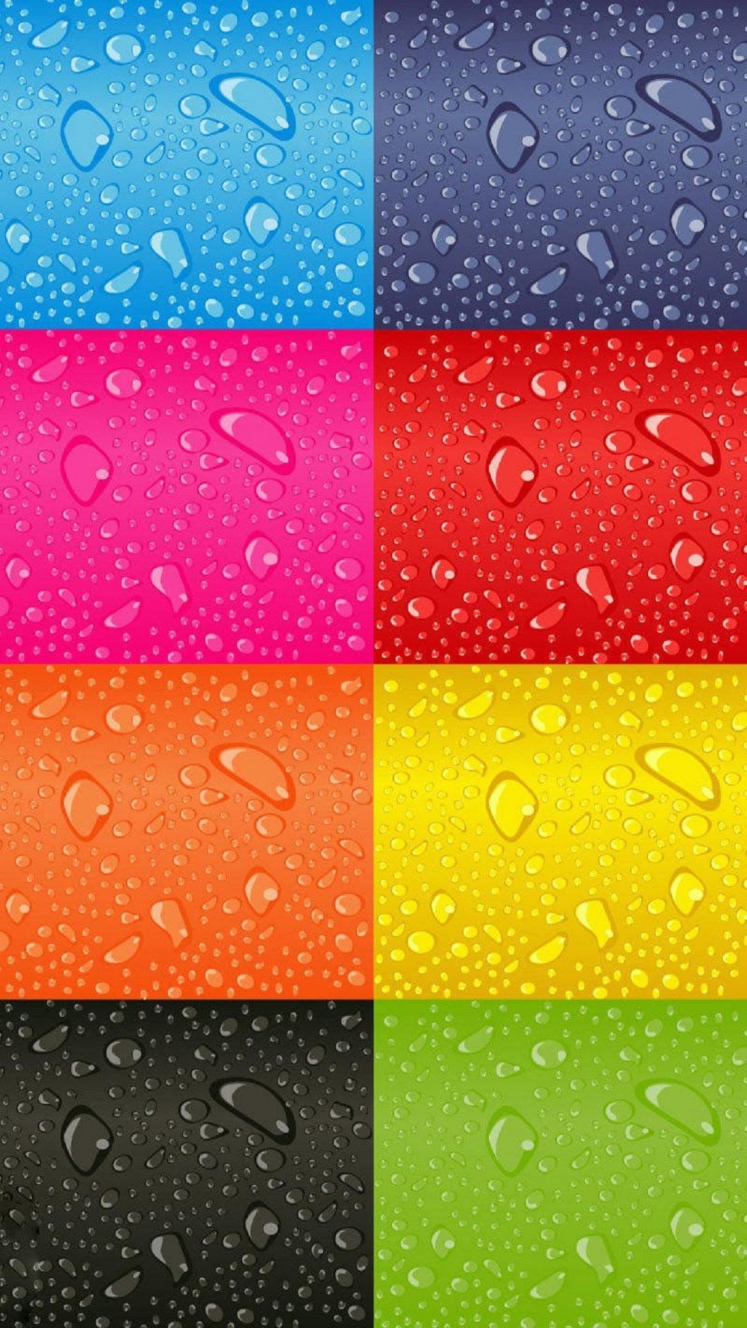 Z wallpaper full hd 1080 x 1920 smartphone screen division colorful