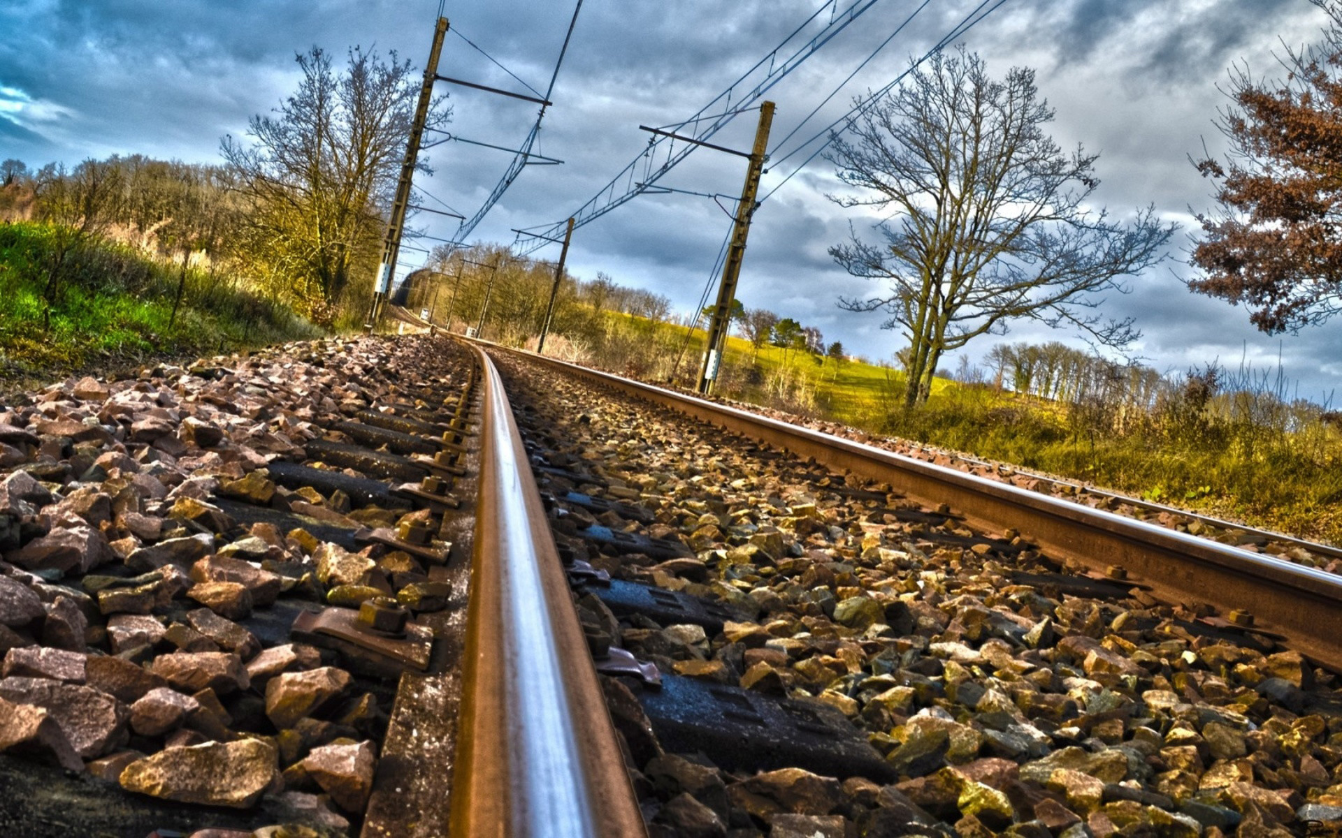 train track wallpapers 37975