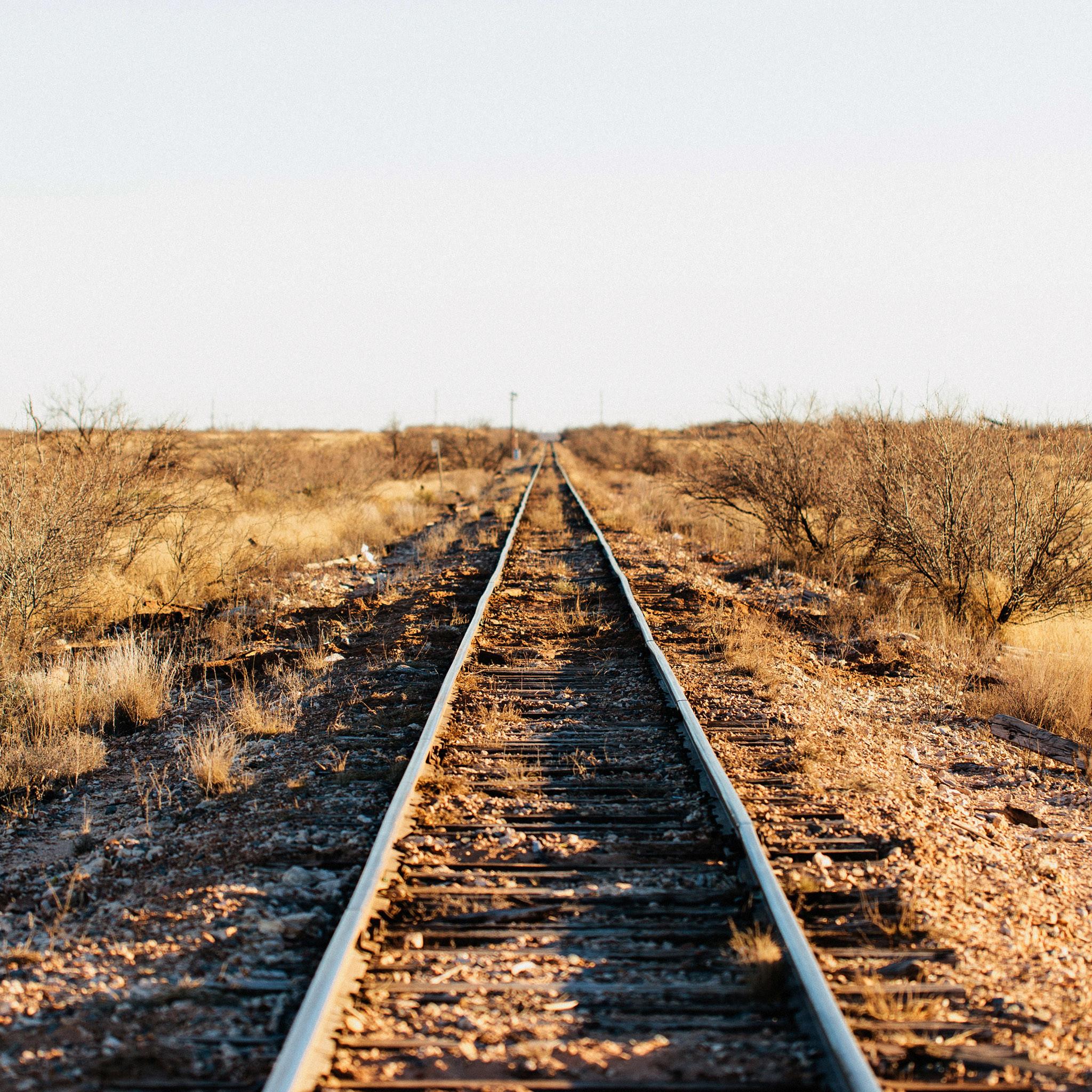 charles henry – train track ipad wallpaper