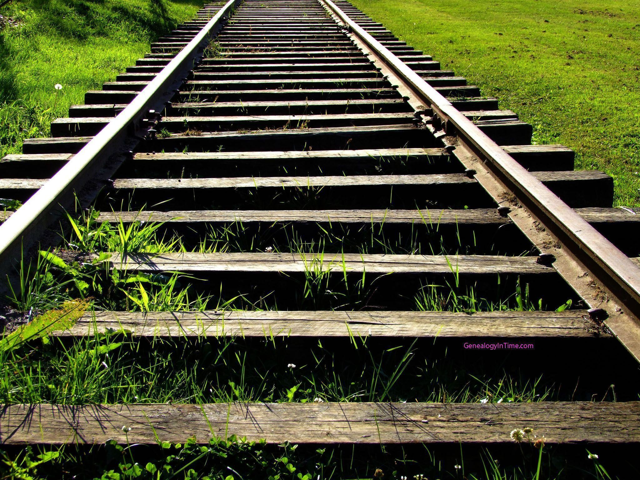 Train Track Wallpapers 10657 – Amazing Wallpaperz