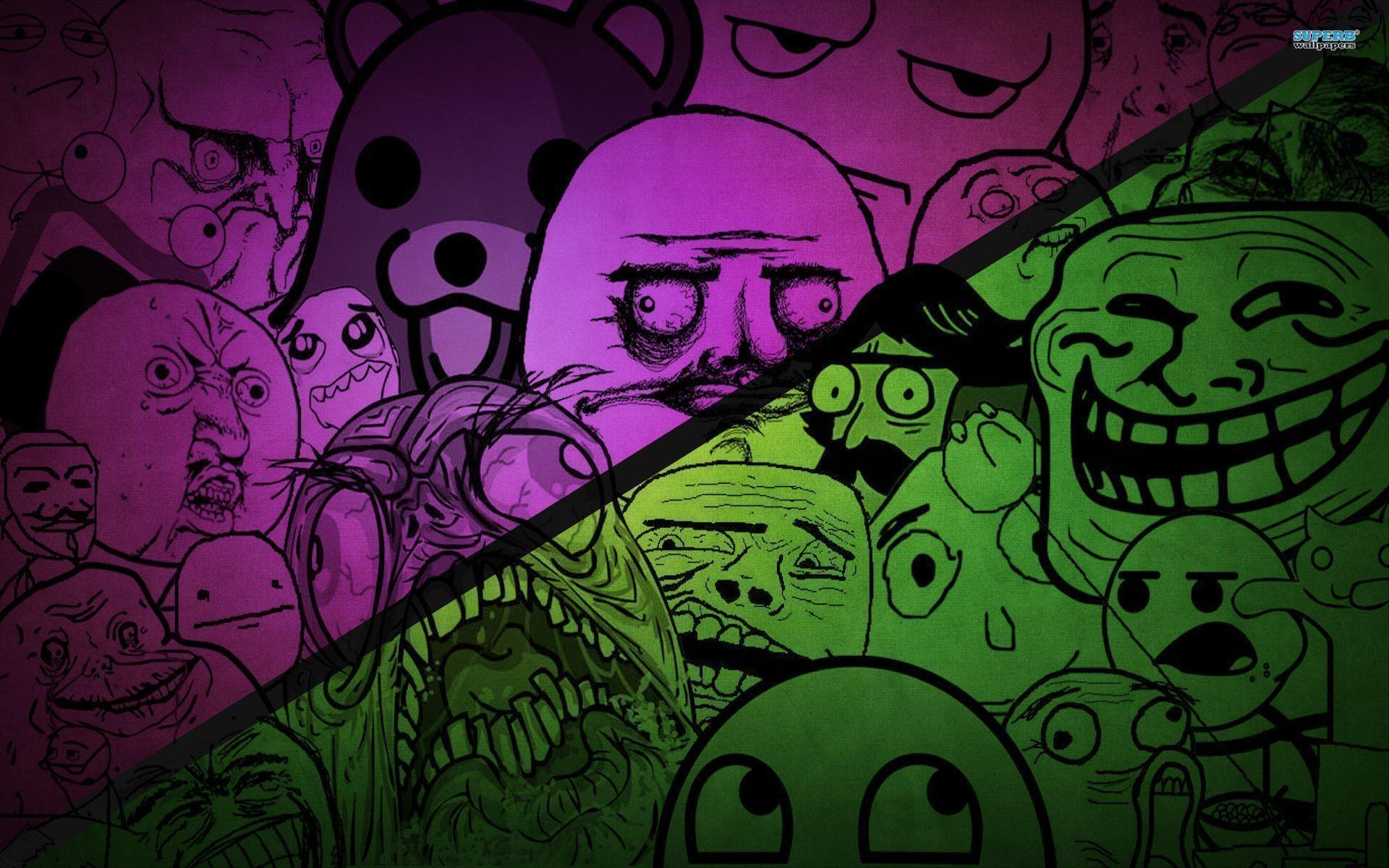 Trollface Meme wallpapers
