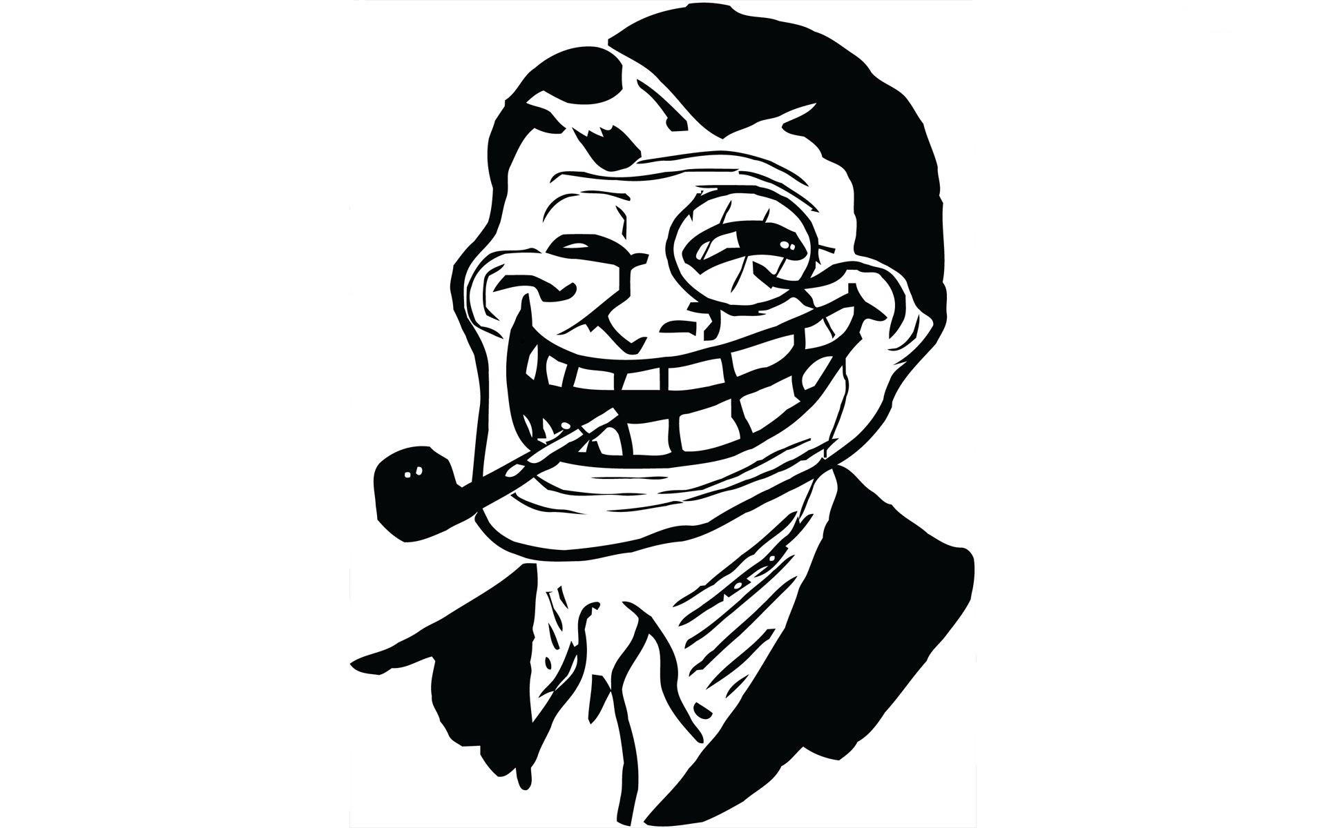 Dad Meme Troll Trolls White Background …