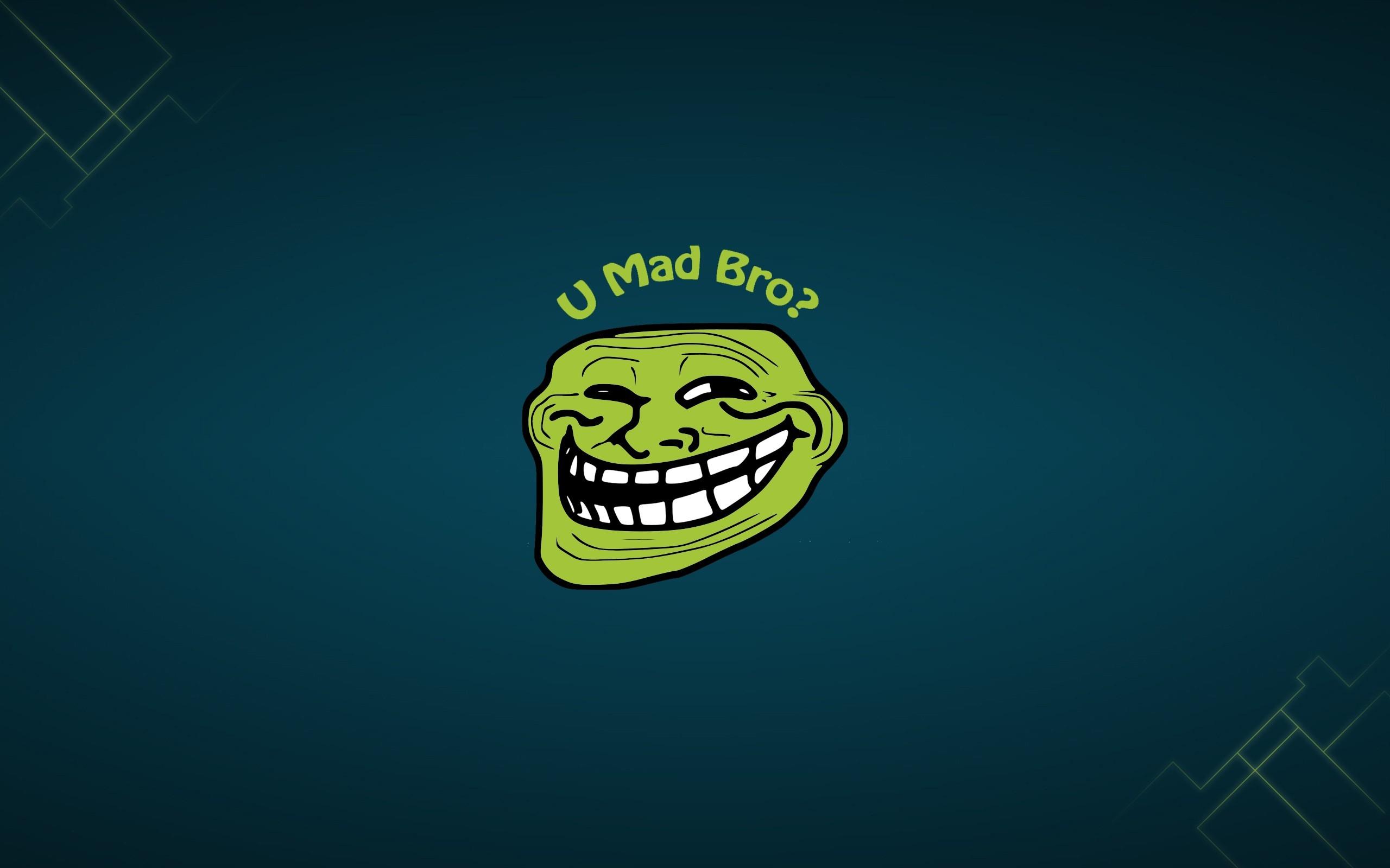 Troll Face Funny Meme HD Wallpaper For Desktop and Mobile