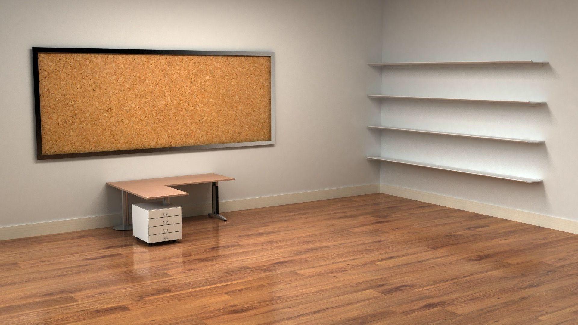 Empty office Wallpaper #1459