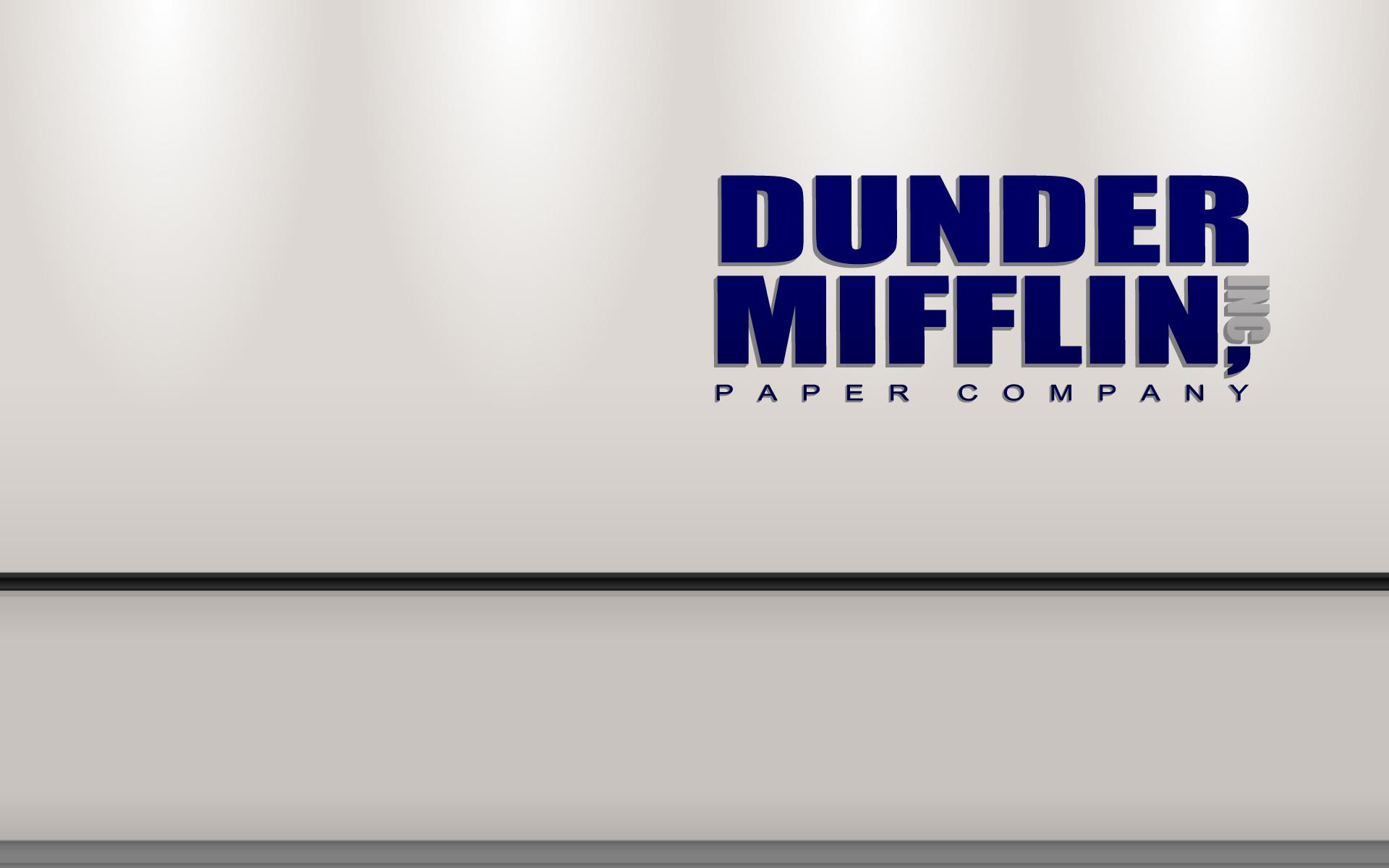 Dunder Mifflin Logo wallpaper – 1159949