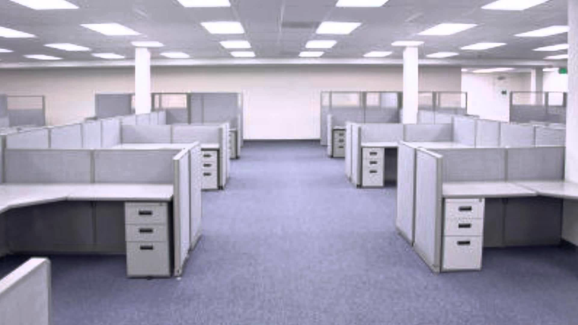 Room Tone Large Empty Office Sound FX