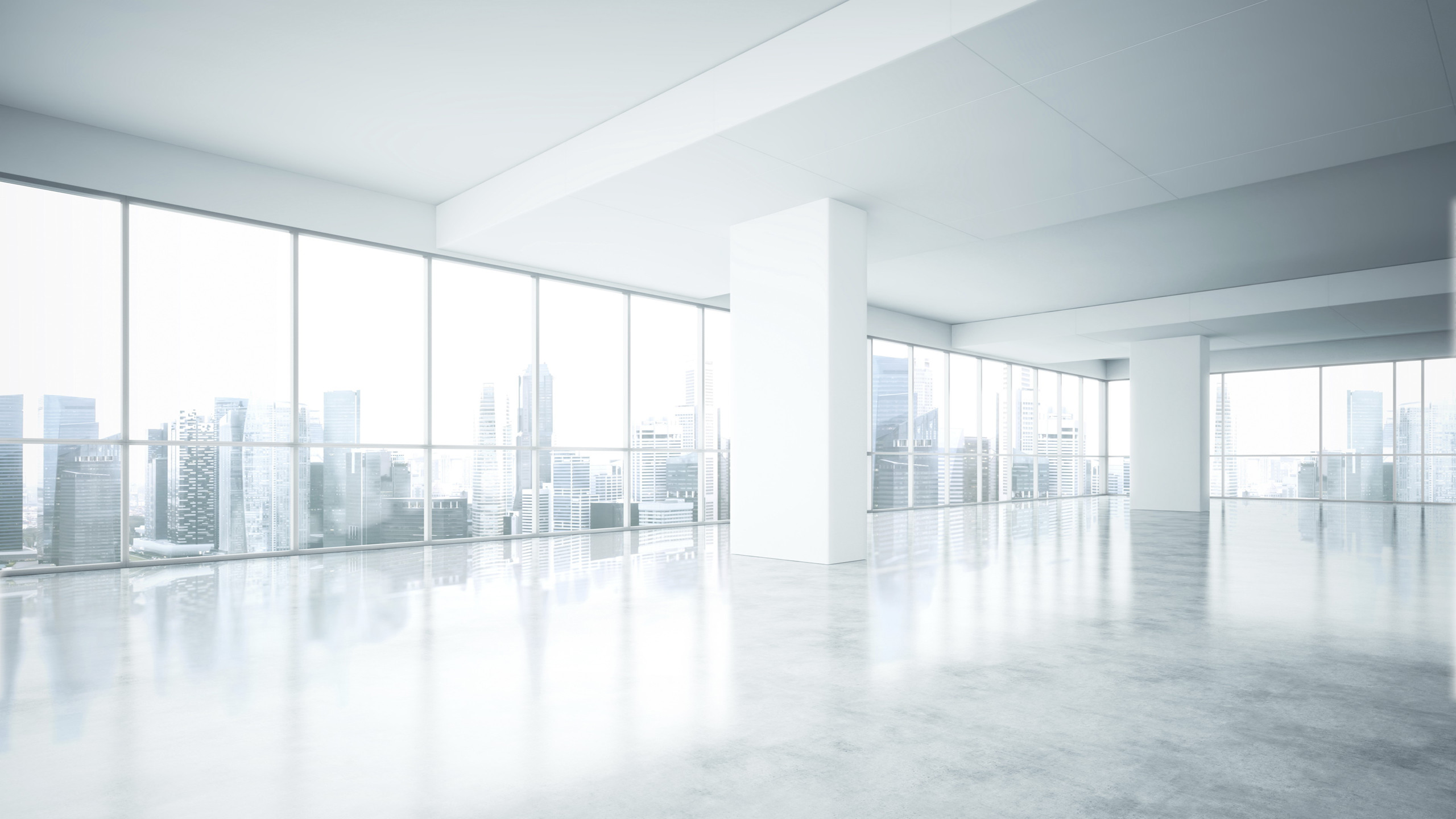 cheap campbell keller project management with white office interior