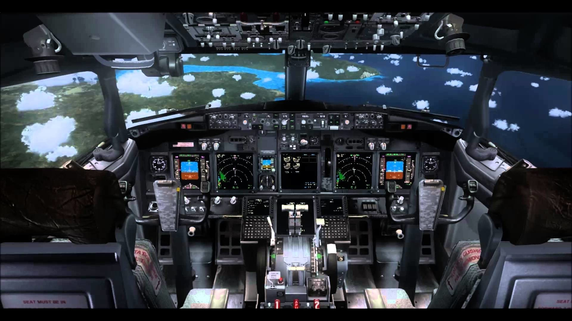 Displaying 15> Images For – Boeing 787 Cockpit Wallpaper.