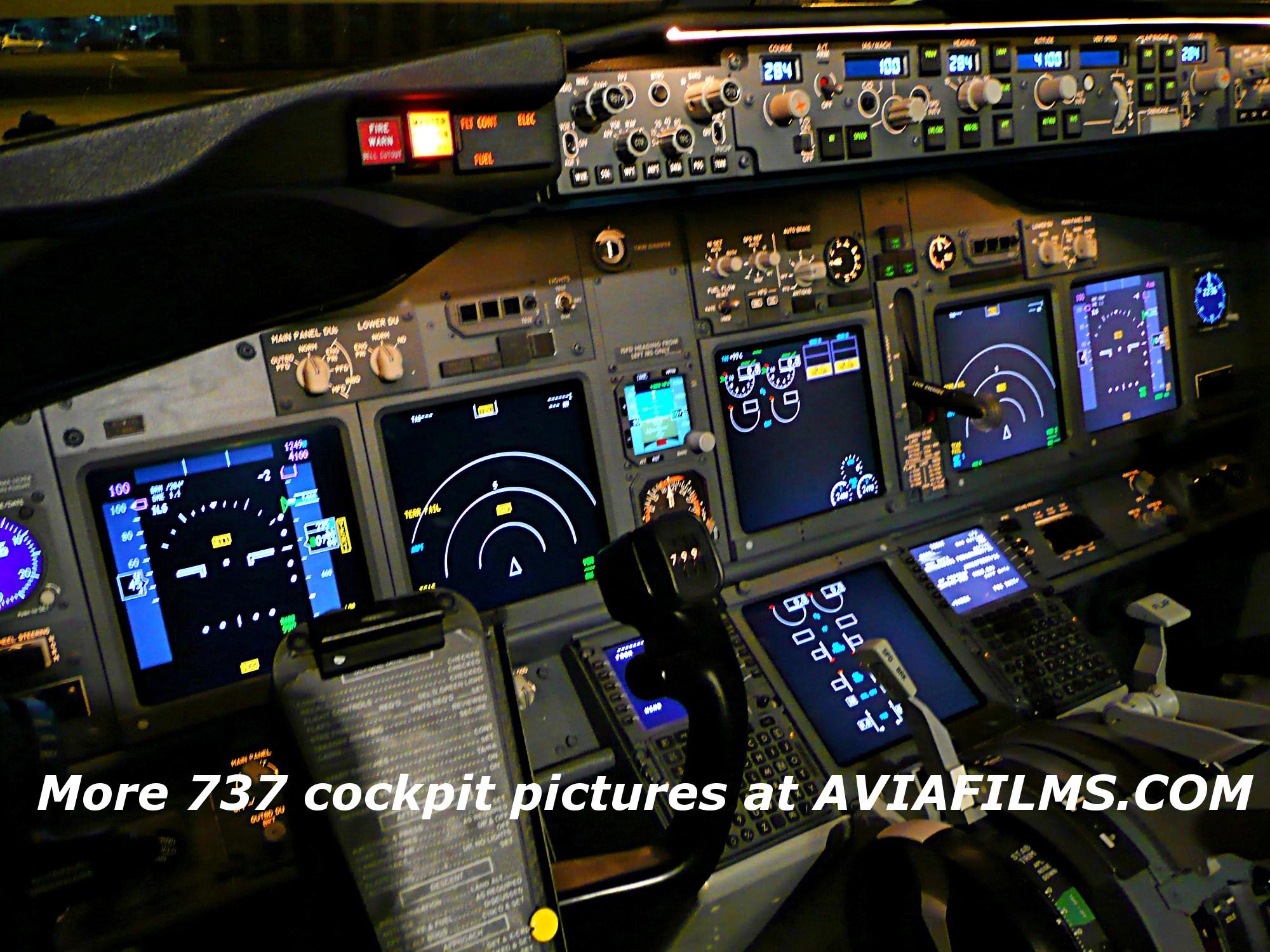 Boeing 737 Cockpit Wallpaper – WallpaperSafari