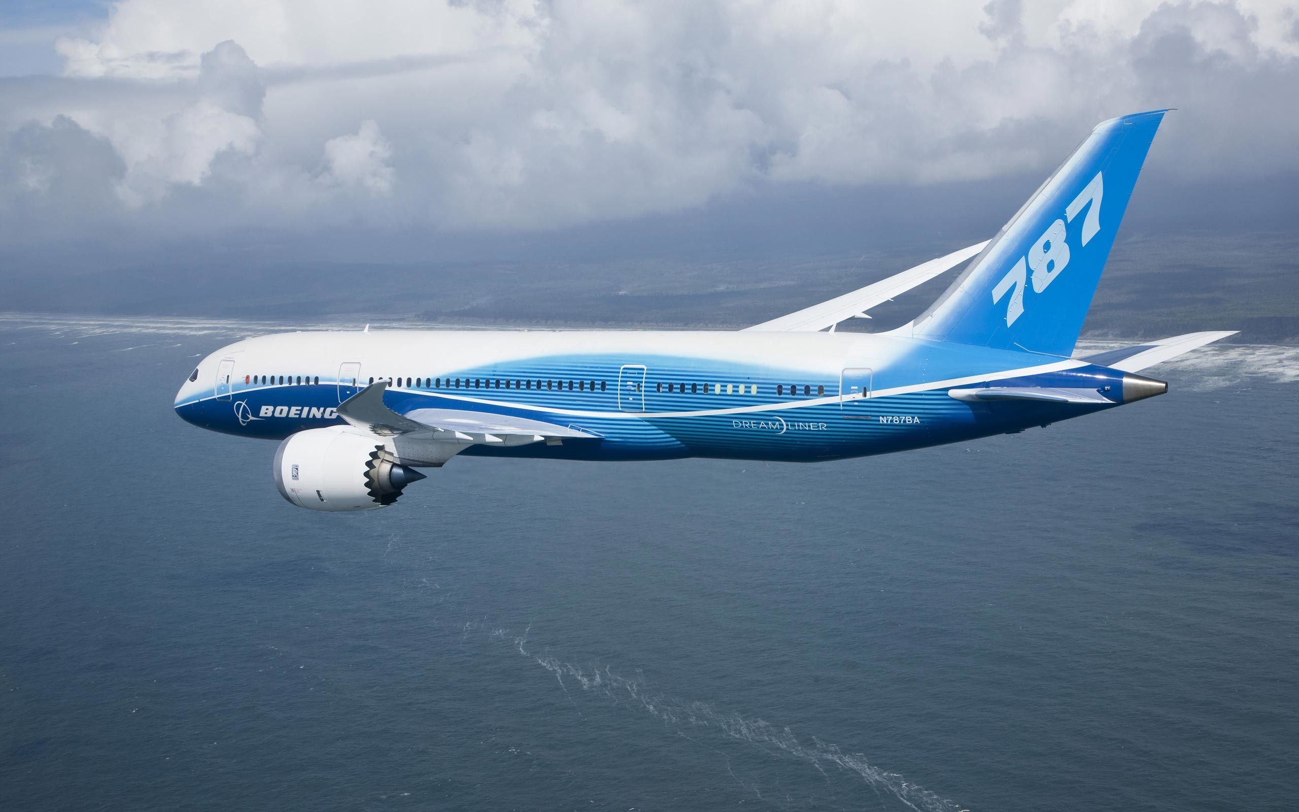 Boeing 787 Wallpapers – Wallpaper Cave
