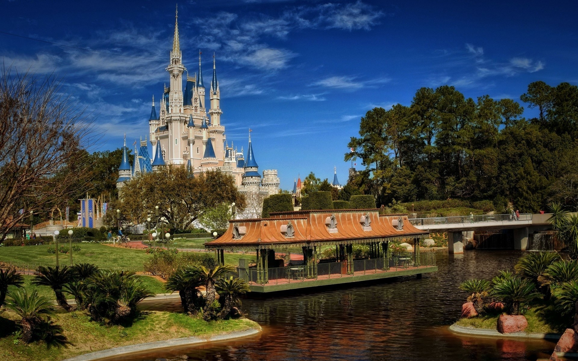 Disney World Wallpapers in Best px Resolutions