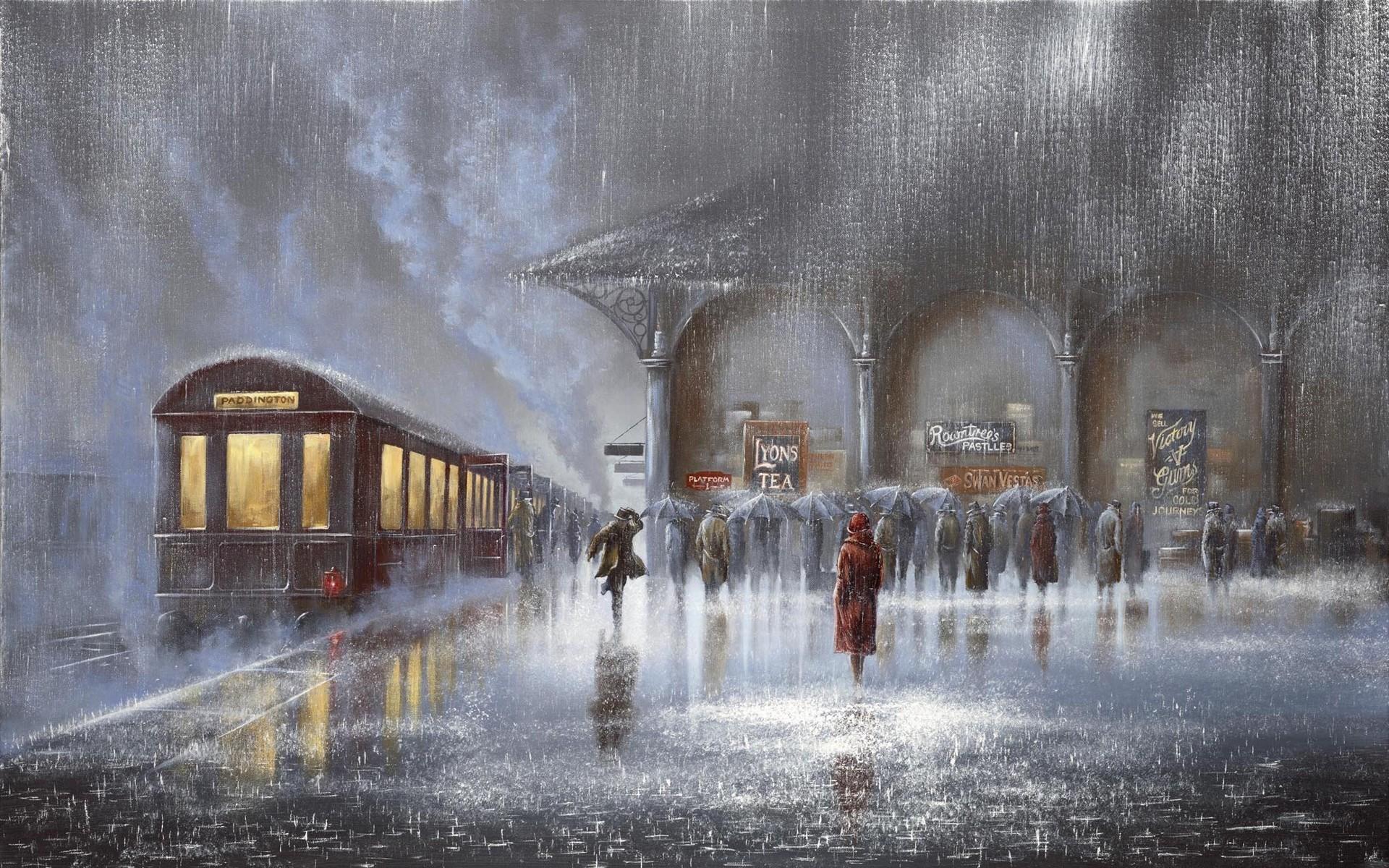 rain free desktop backgrounds for winter