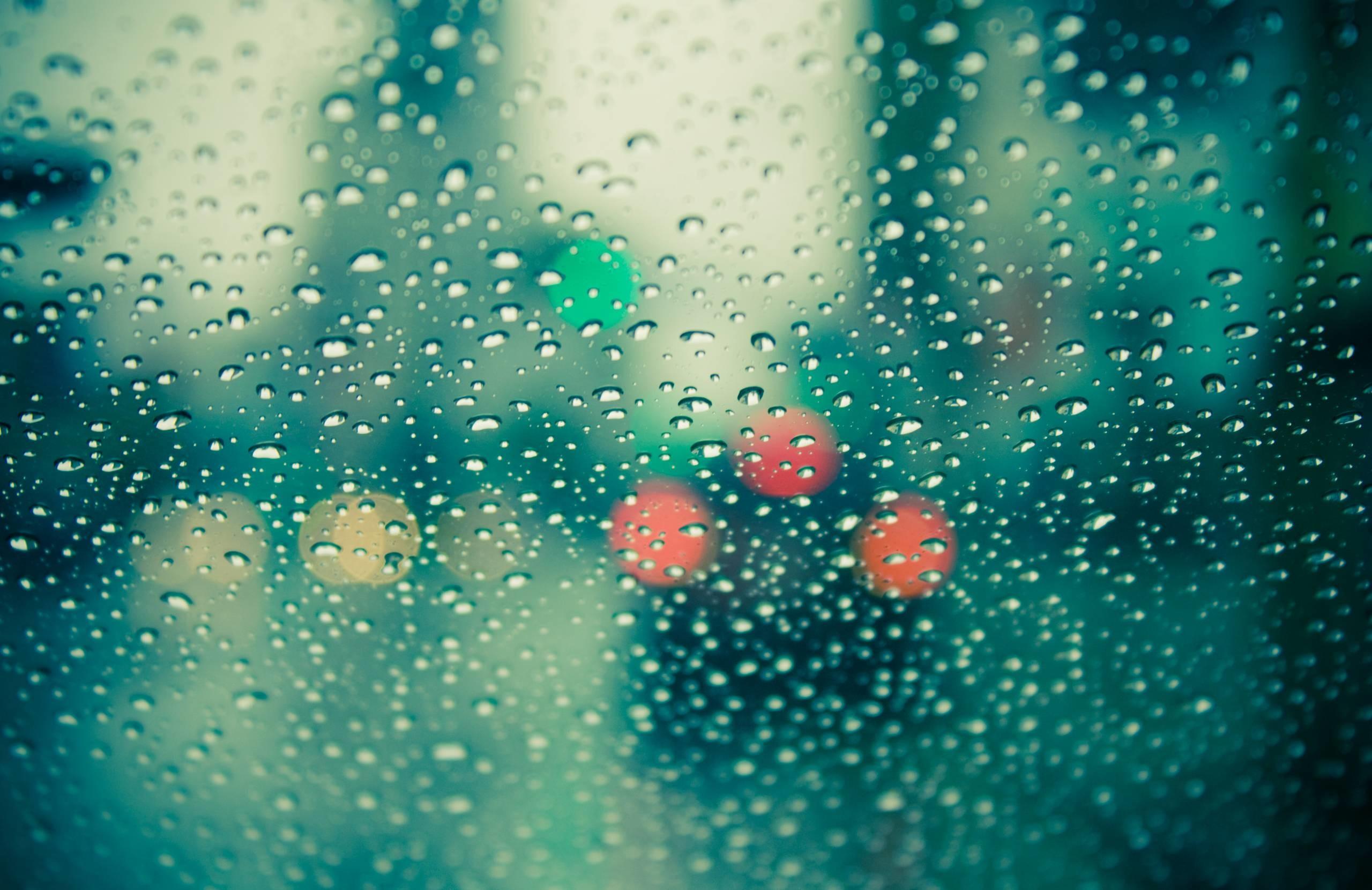 Download wallpaper photo, rain, glass, window free desktop .