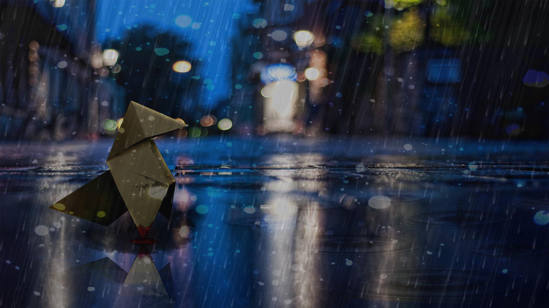 Rain Desktop Backgrounds – Wallpaper, High Definition, High Quality .