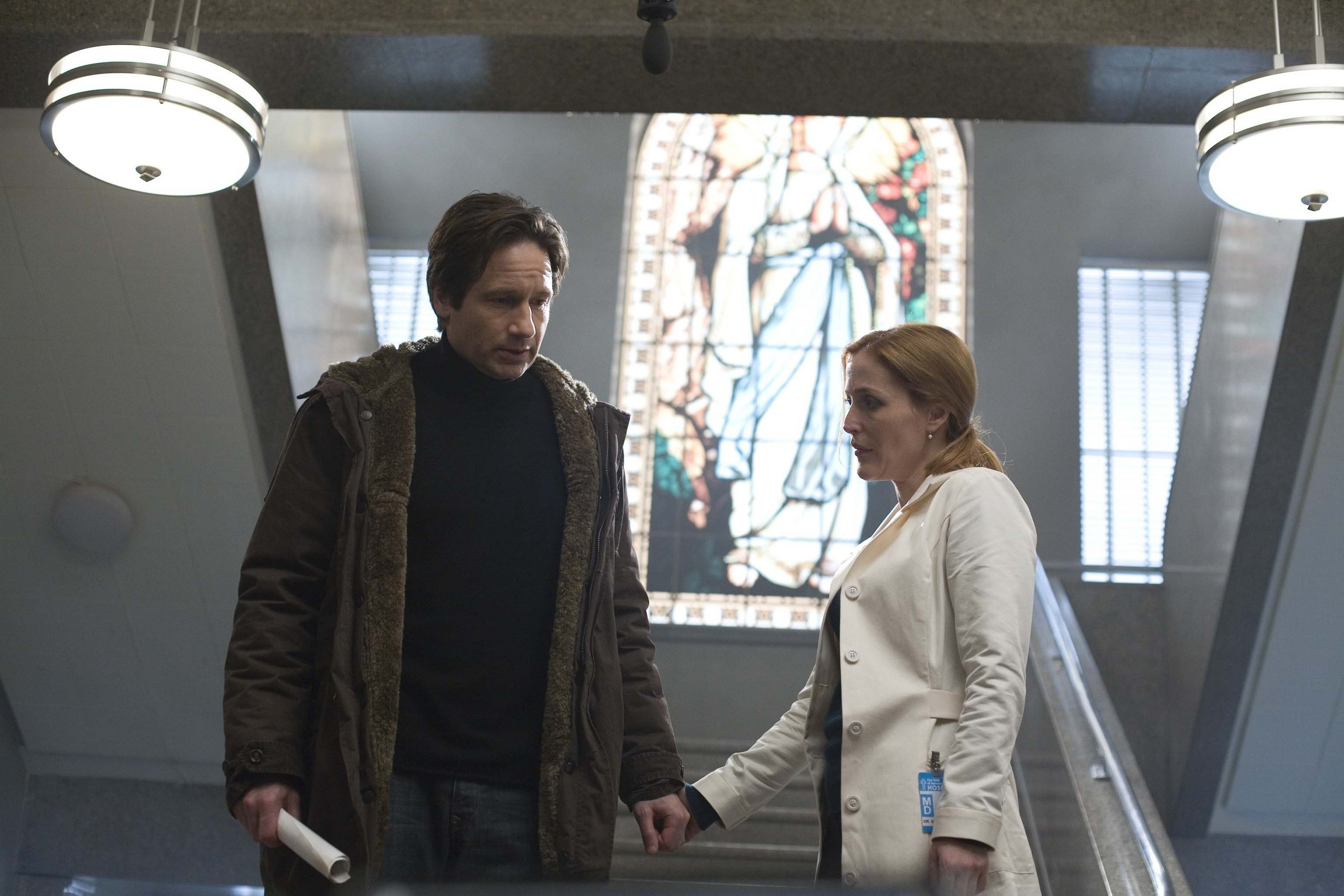 The X-Files: I Want to Believe images Mulder and Scully HD wallpaper and  background photos