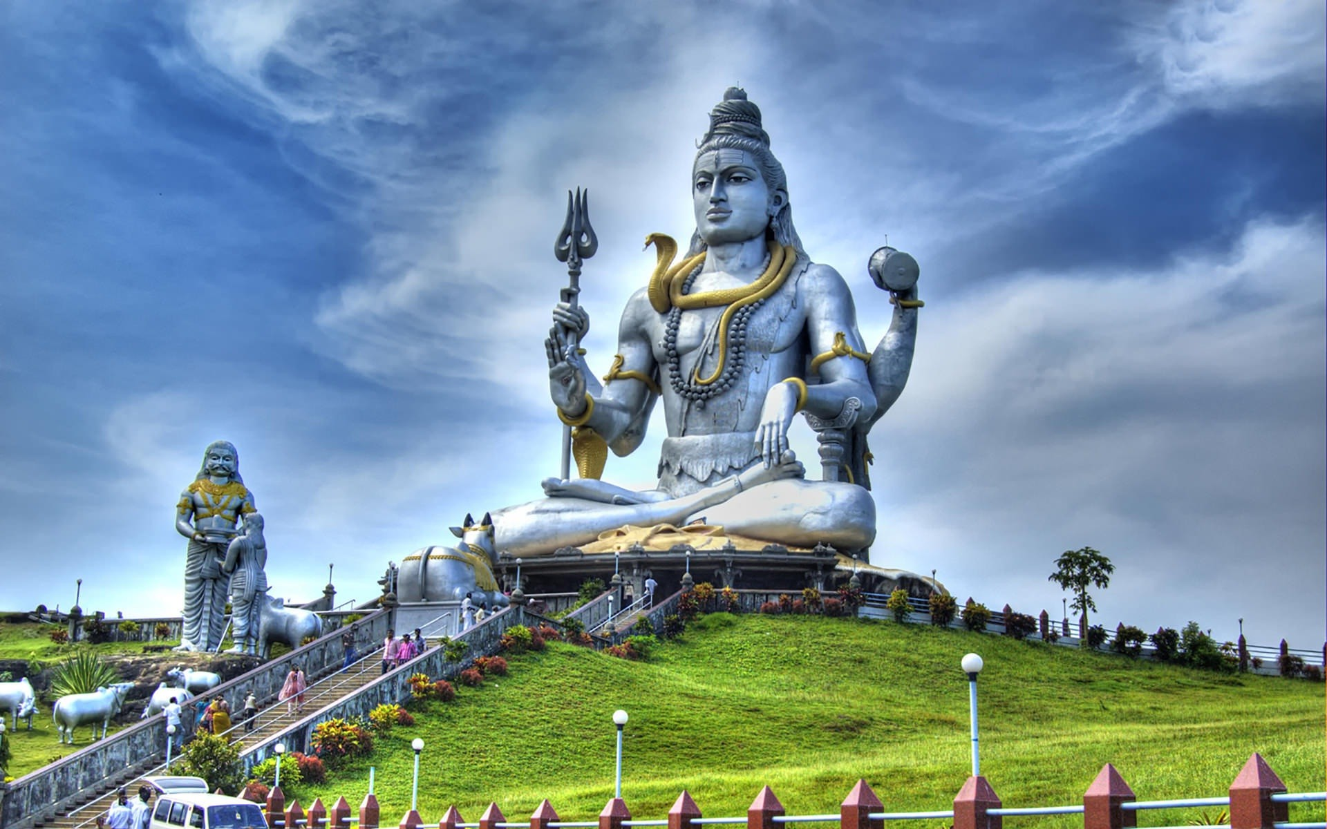 Lord Shiva Wallpaper Background with High Definition Wallpaper Resolution