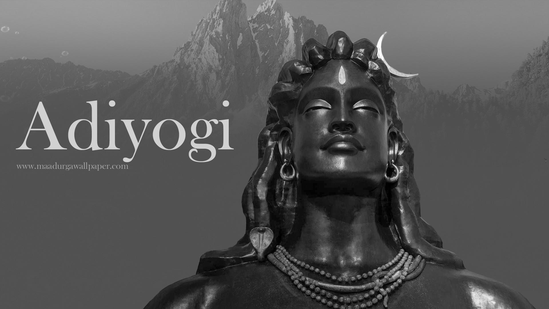 Adiyogi lord Shiva wallpaper