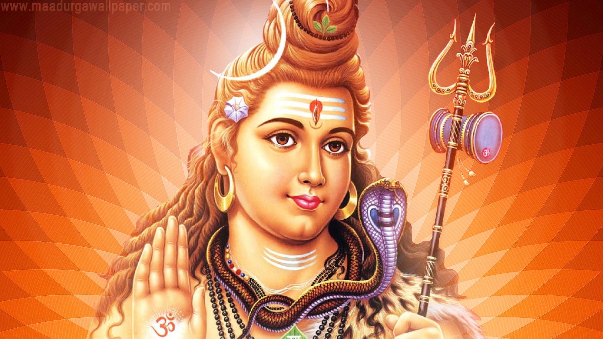 Lord Mahesh Wallpaper