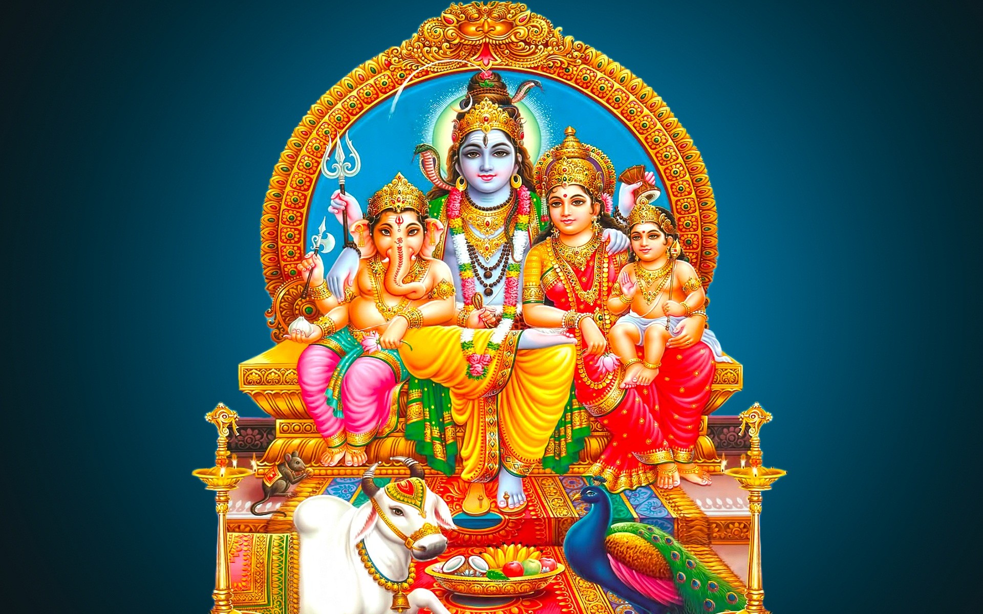 lord shiva parvati wallpapers high resolution images (59)