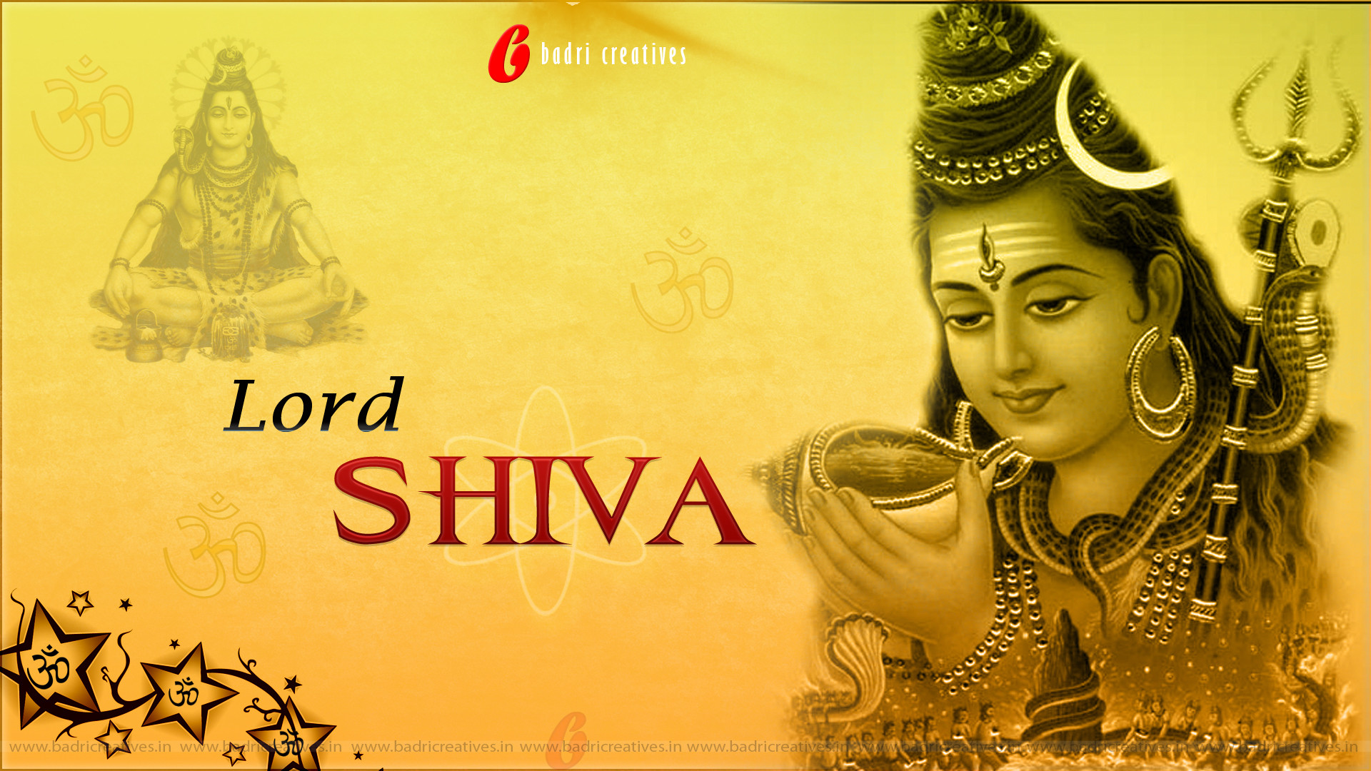 Lord Shiva Wallpapers High Definition