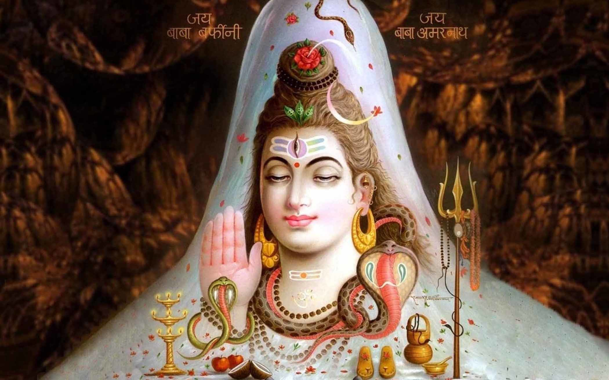 Lord Shiva in pc high definition wallpapers