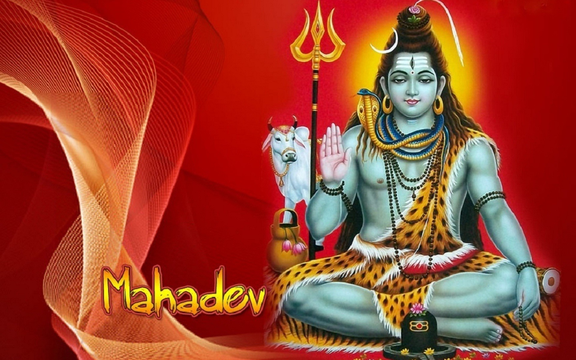 Lord shiva mahadev high quality wide wallpapers