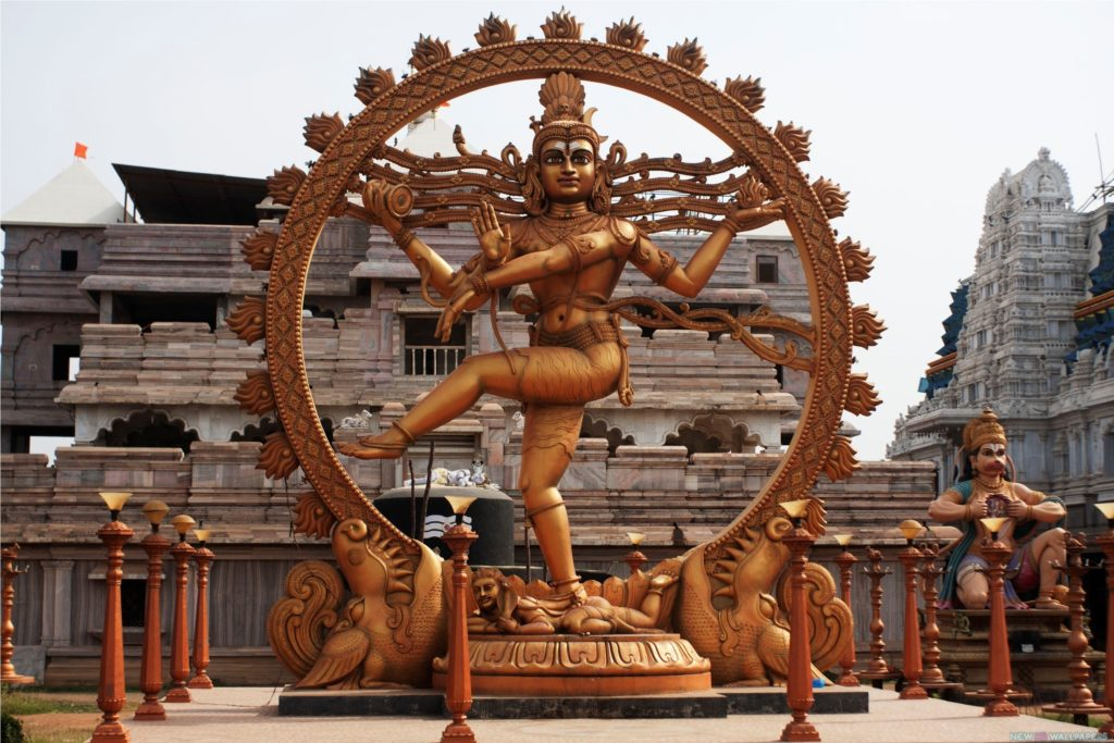 Lord Shiva Natraj Roop HD Wallpapers Free