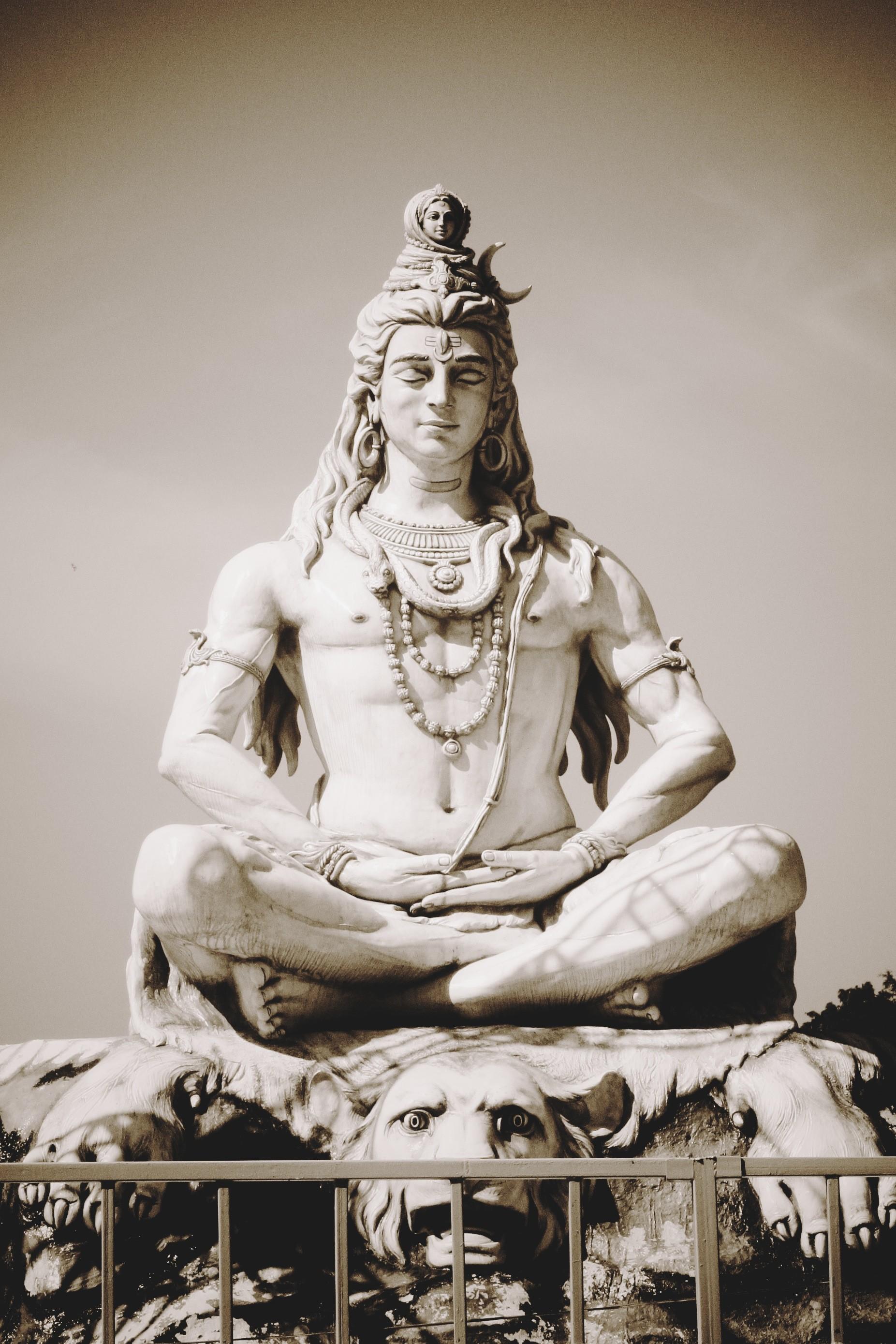 Lord Shiva – at Rishikesh More